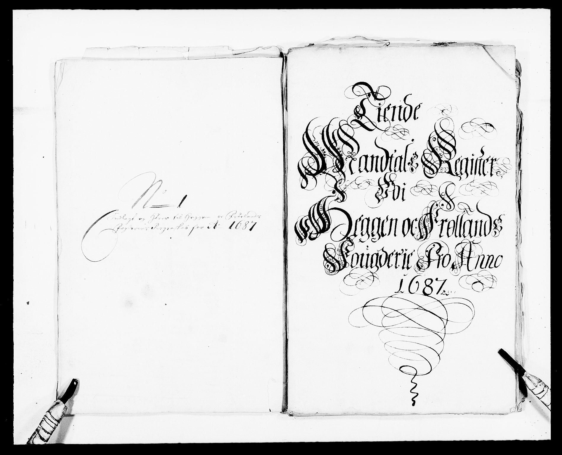 RA, Rentekammeret inntil 1814, Reviderte regnskaper, Fogderegnskap, R06/L0282: Fogderegnskap Heggen og Frøland, 1687-1690, s. 17