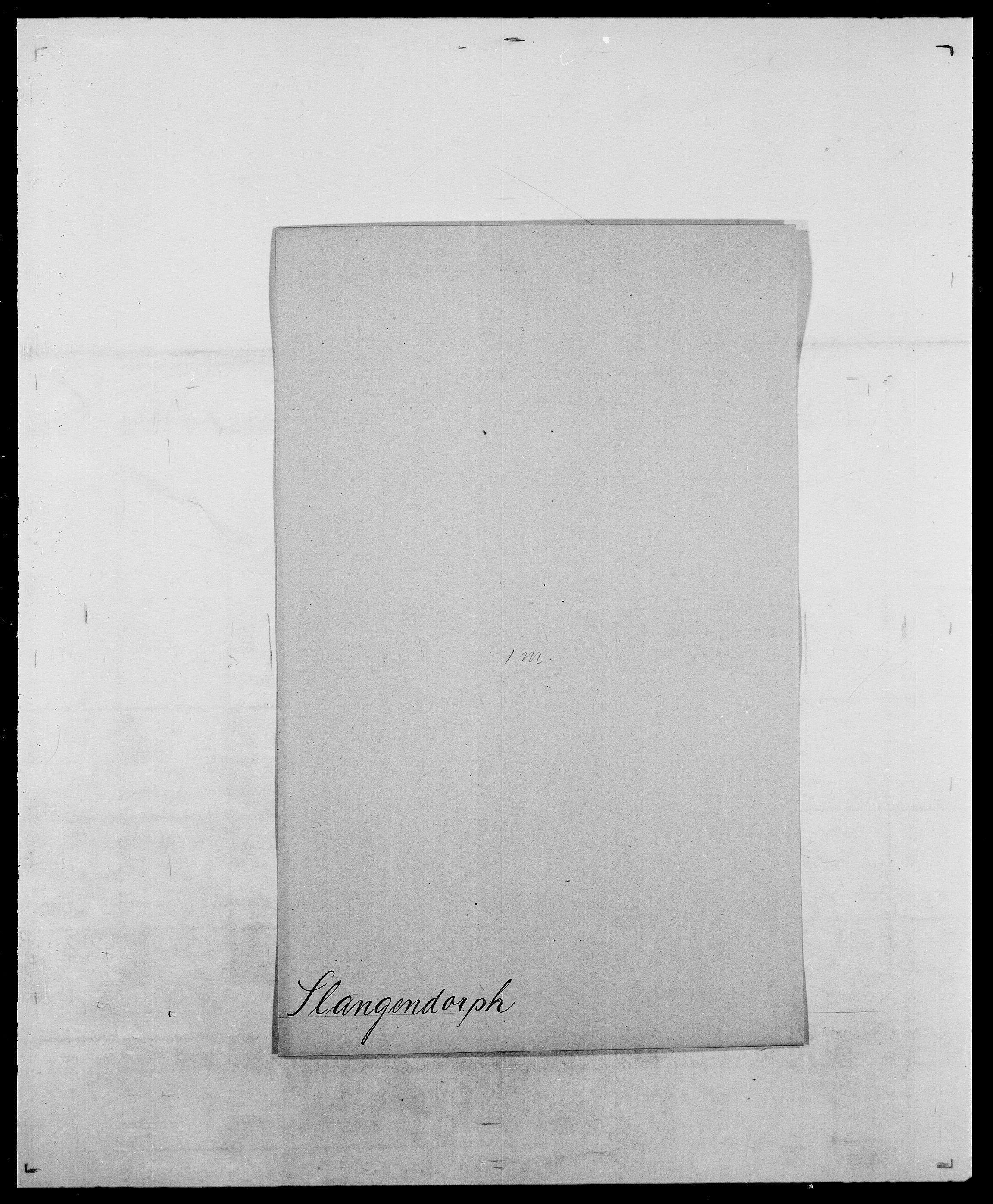 SAO, Delgobe, Charles Antoine - samling, D/Da/L0036: Skaanør - Staverskov, s. 81