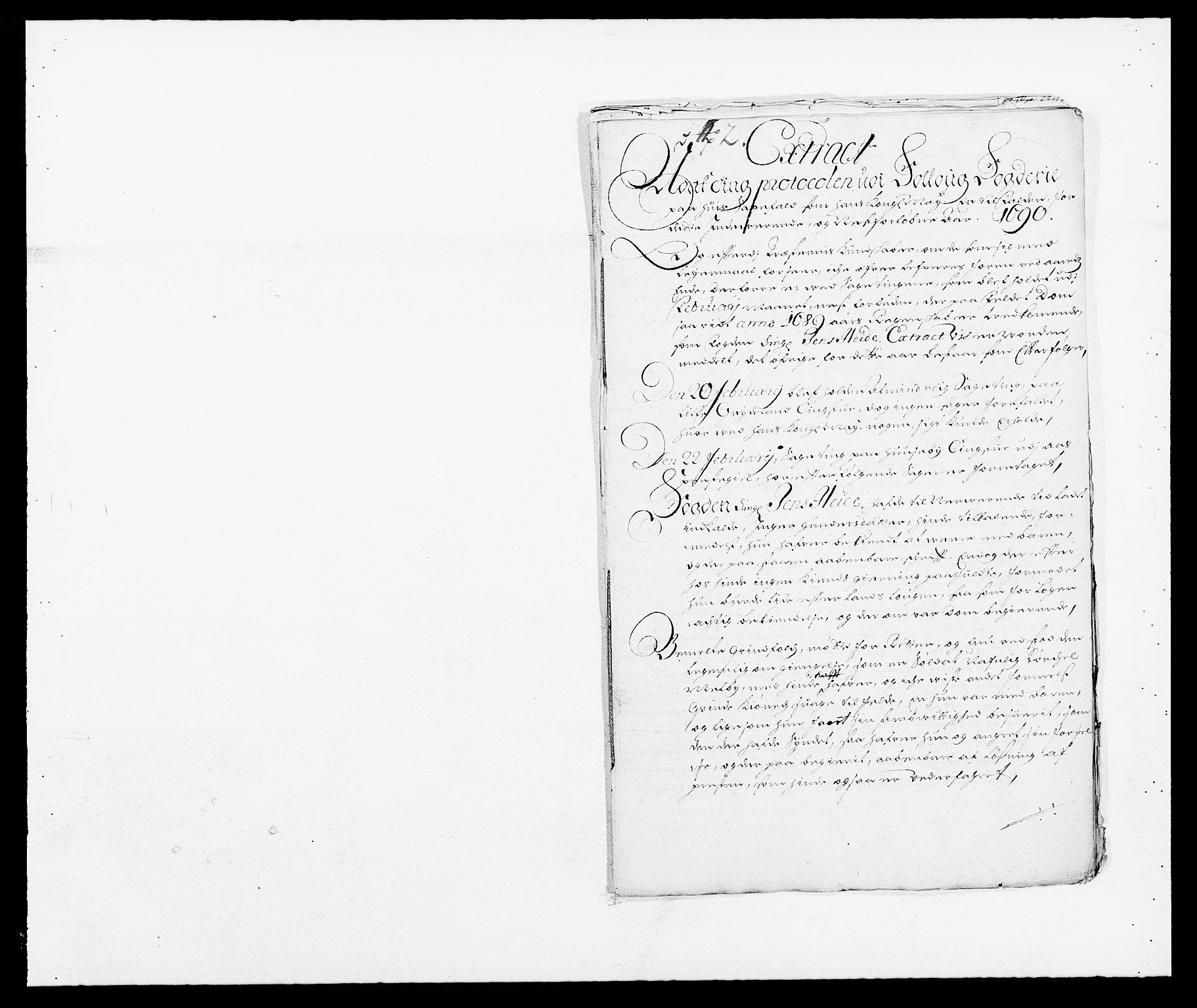 RA, Rentekammeret inntil 1814, Reviderte regnskaper, Fogderegnskap, R09/L0435: Fogderegnskap Follo, 1689-1691, s. 391