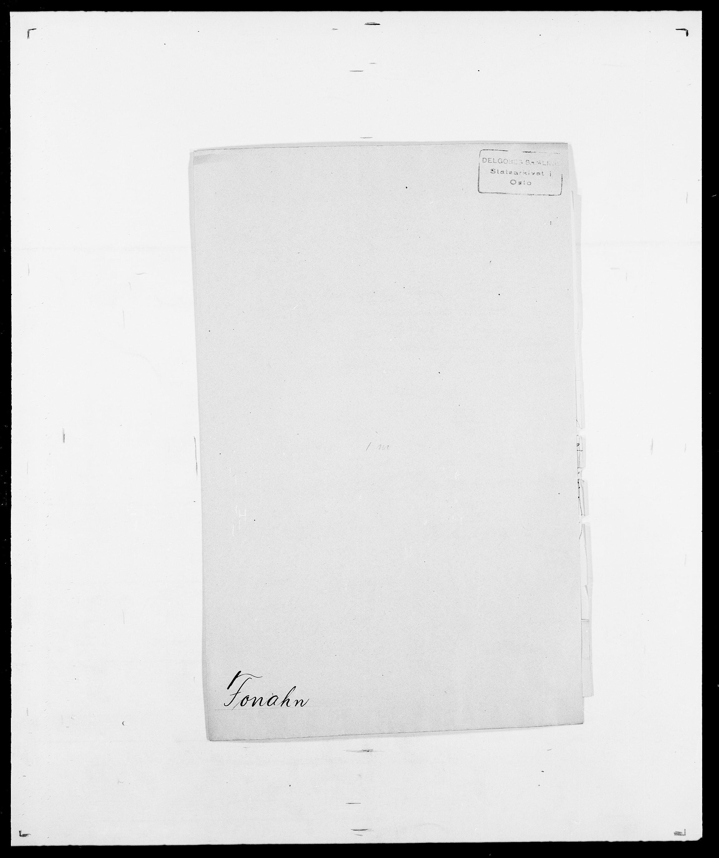 SAO, Delgobe, Charles Antoine - samling, D/Da/L0012: Flor, Floer, Flohr - Fritzner, s. 577