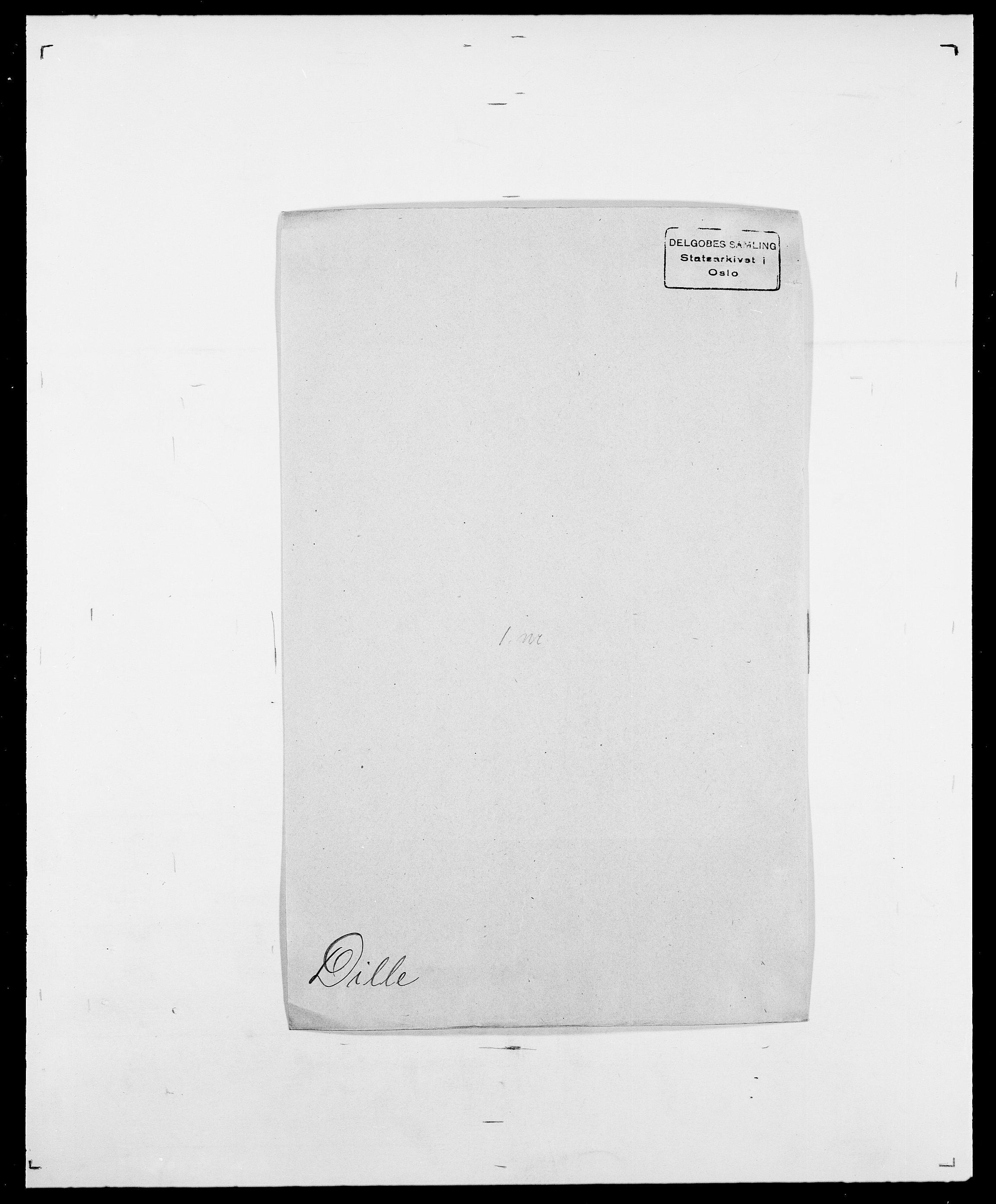 SAO, Delgobe, Charles Antoine - samling, D/Da/L0009: Dahl - v. Düren, s. 568