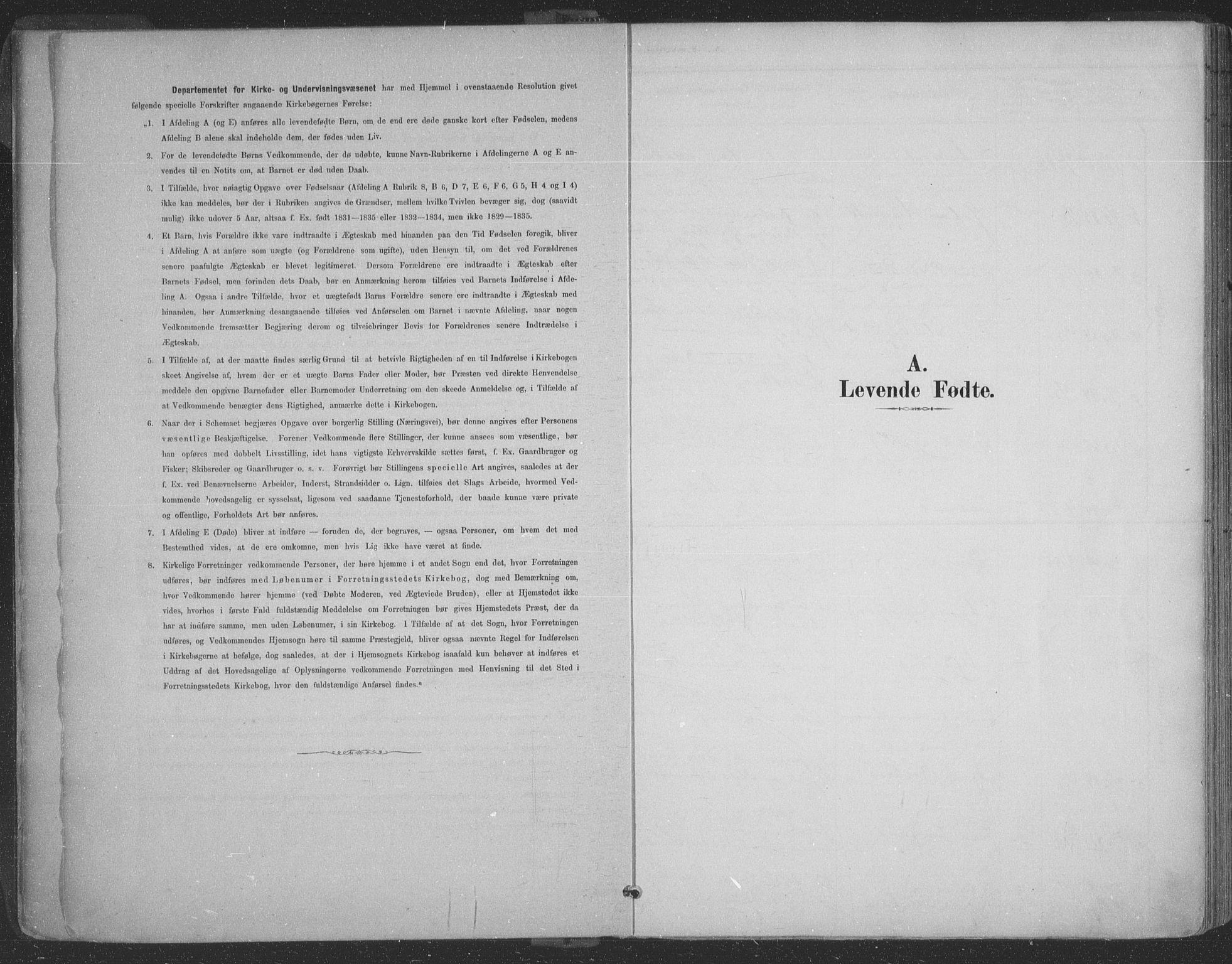 SATØ, Vadsø soknepreskontor, H/Ha/L0006kirke: Ministerialbok nr. 6, 1885-1895