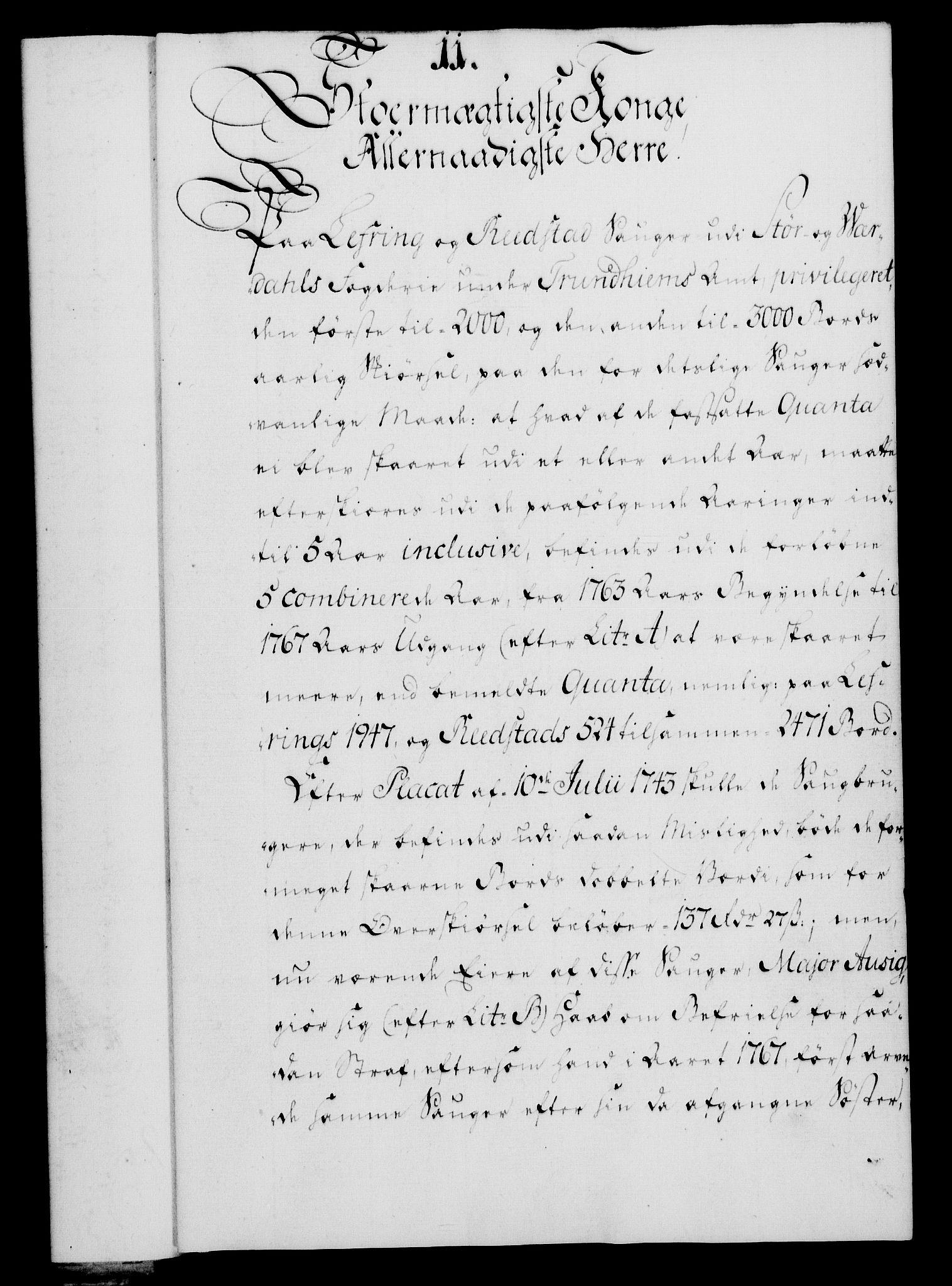 RA, Rentekammeret, Kammerkanselliet, G/Gf/Gfa/L0052: Norsk relasjons- og resolusjonsprotokoll (merket RK 52.52), 1770, s. 70