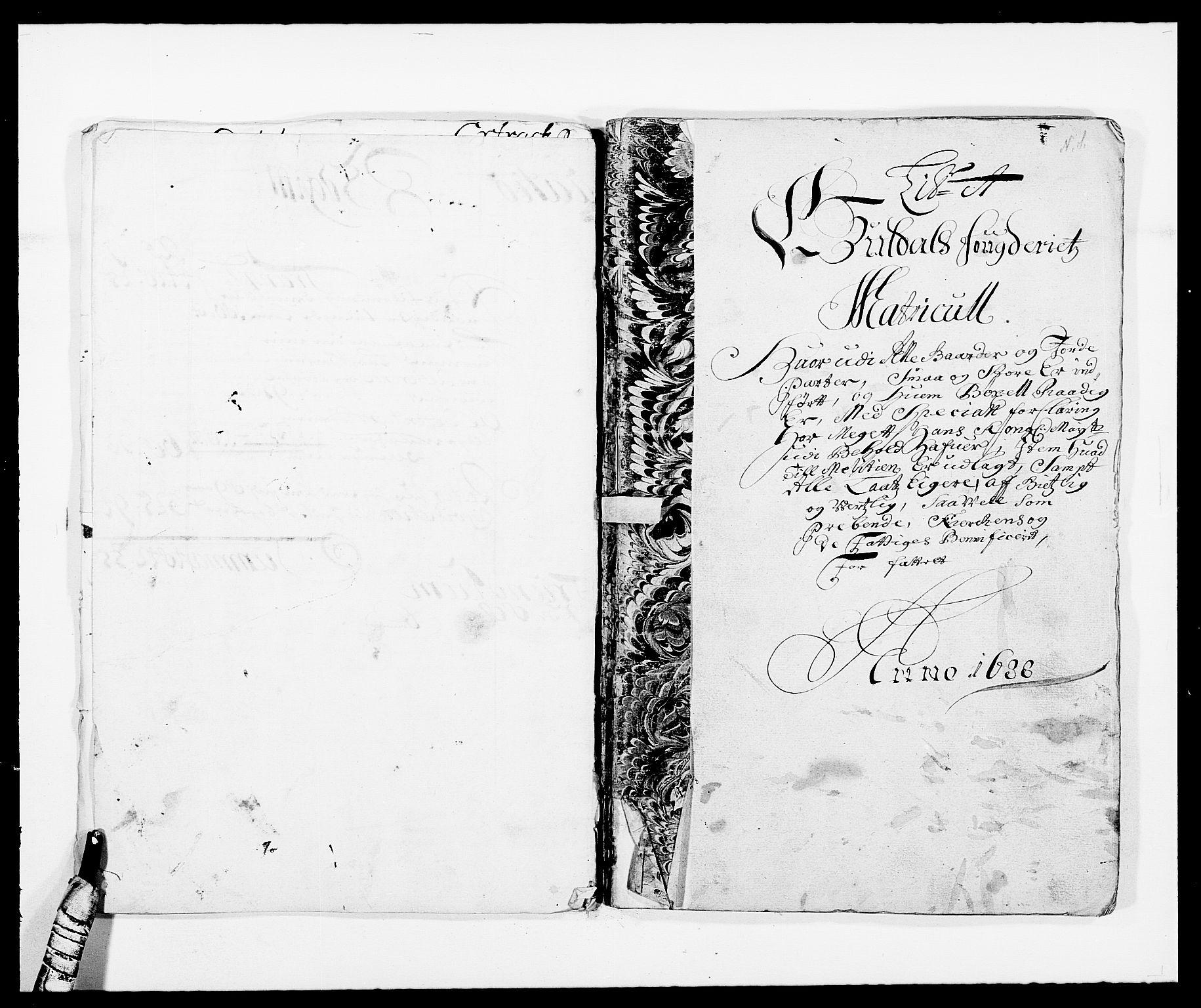 RA, Rentekammeret inntil 1814, Reviderte regnskaper, Fogderegnskap, R59/L3939: Fogderegnskap Gauldal, 1687-1688, s. 139
