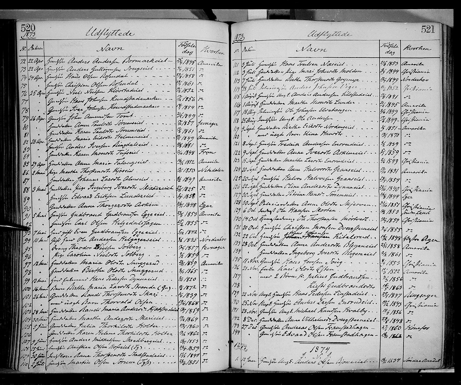 SAH, Gran prestekontor, Ministerialbok nr. 12, 1856-1874, s. 520-521