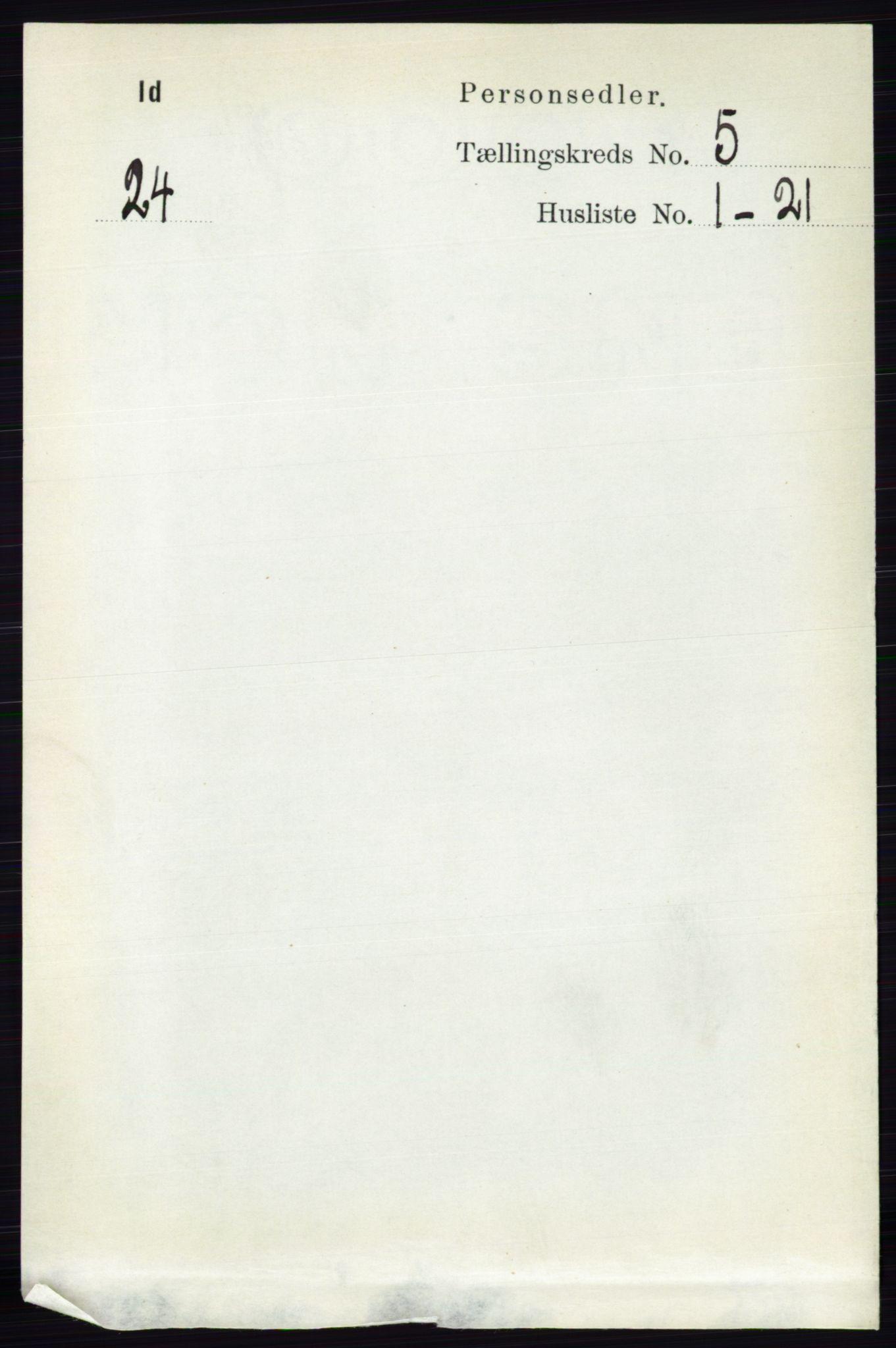 RA, Folketelling 1891 for 0117 Idd herred, 1891, s. 3225