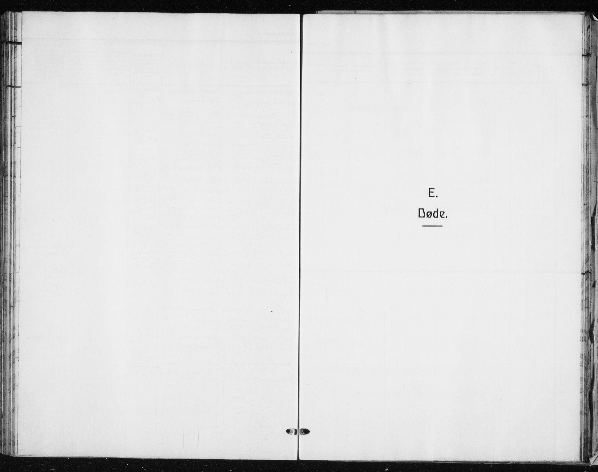SATØ, Sør-Varanger sokneprestkontor, H/Hb/L0006klokker: Klokkerbok nr. 6, 1929-1938
