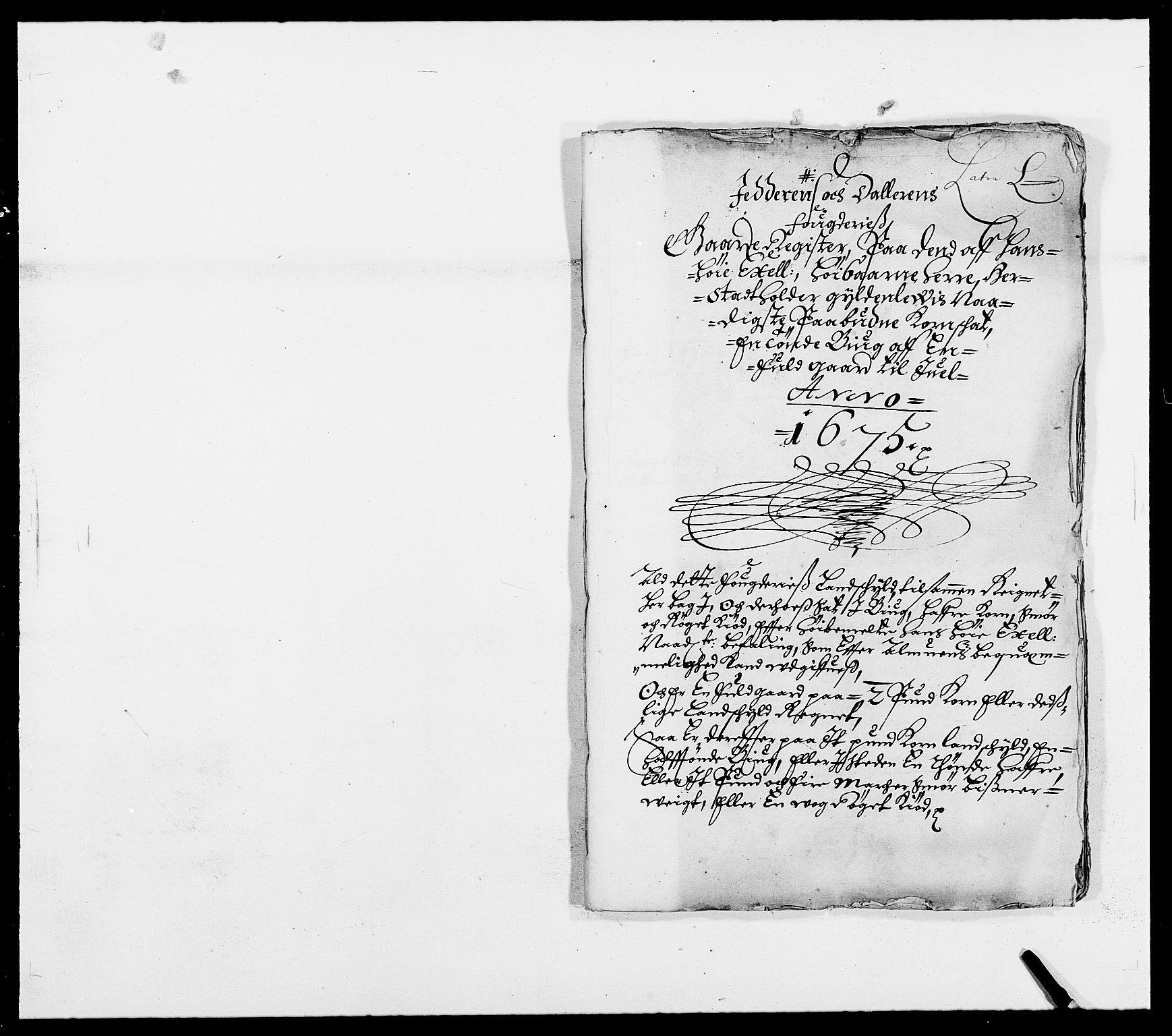 RA, Rentekammeret inntil 1814, Reviderte regnskaper, Fogderegnskap, R46/L2715: Fogderegnskap Jæren og Dalane, 1675, s. 298
