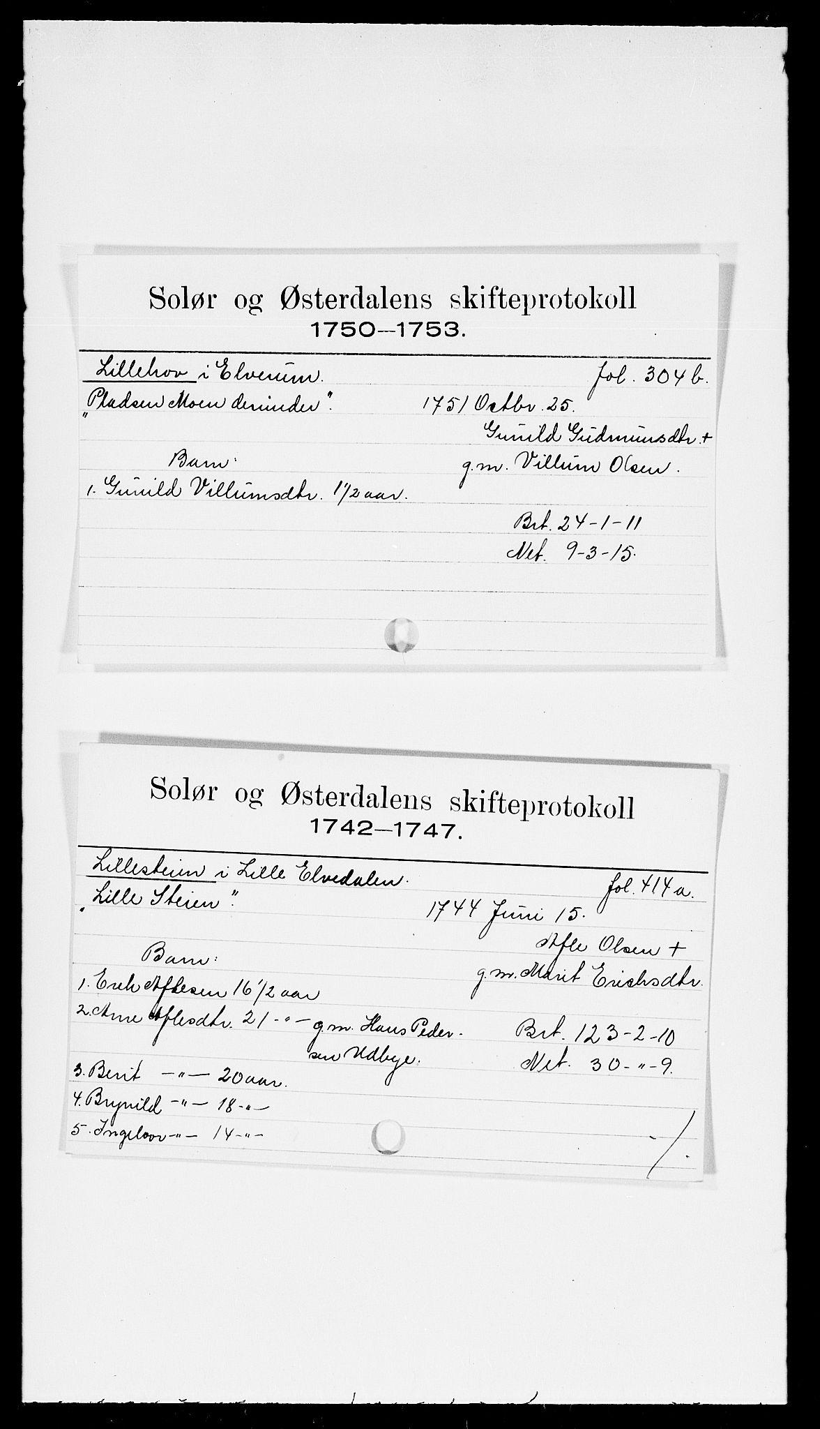 SAH, Solør og Østerdalen sorenskriveri, J, 1716-1774, s. 8838