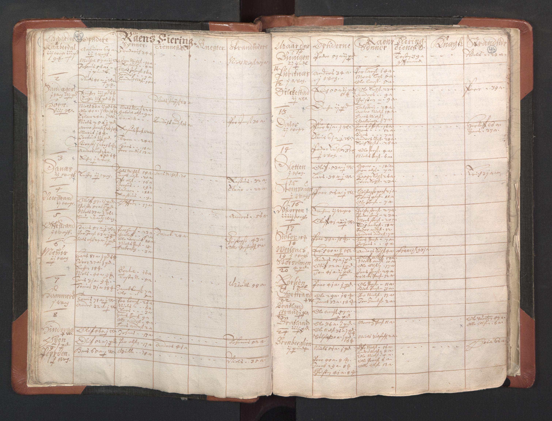 RA, Sogneprestenes manntall 1664-1666, nr. 35: Helgeland prosti og Salten prosti, 1664-1666, s. 45-46