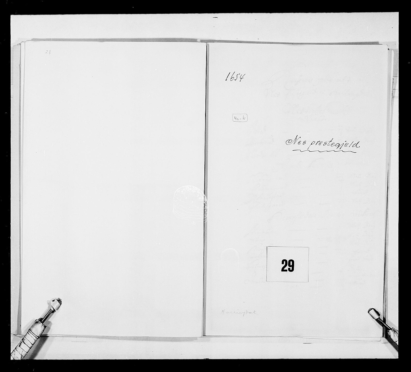 RA, Stattholderembetet 1572-1771, Ek/L0030: Jordebøker 1633-1658:, 1654, s. 122