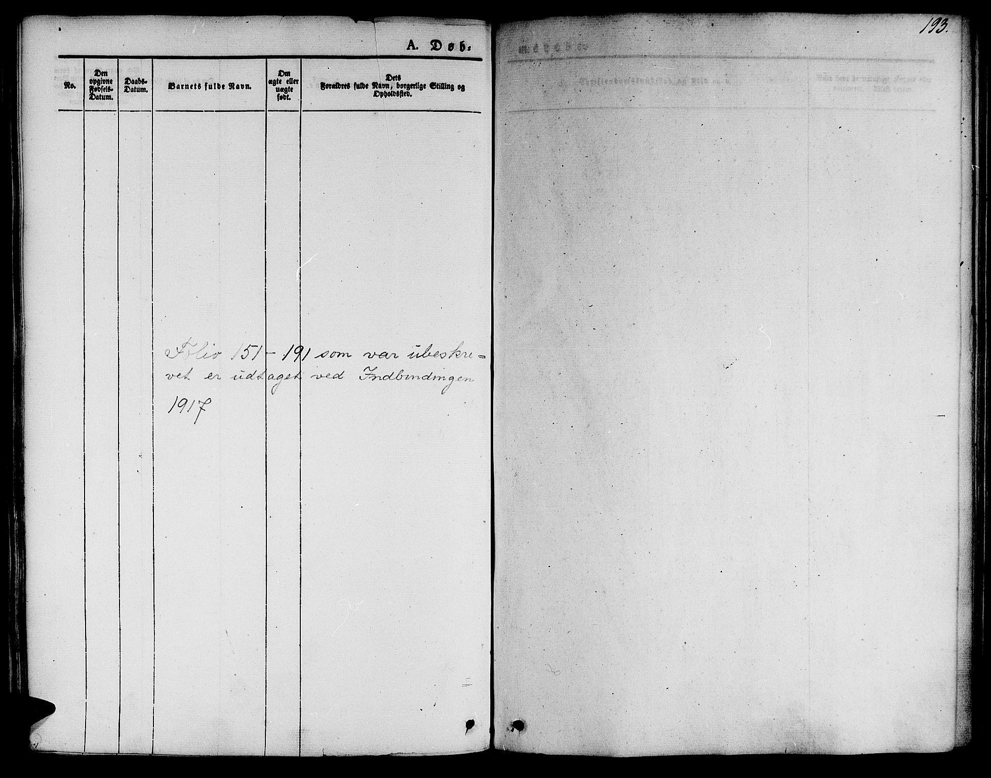 SAT, Ministerialprotokoller, klokkerbøker og fødselsregistre - Sør-Trøndelag, 601/L0048: Ministerialbok nr. 601A16, 1840-1847, s. 193