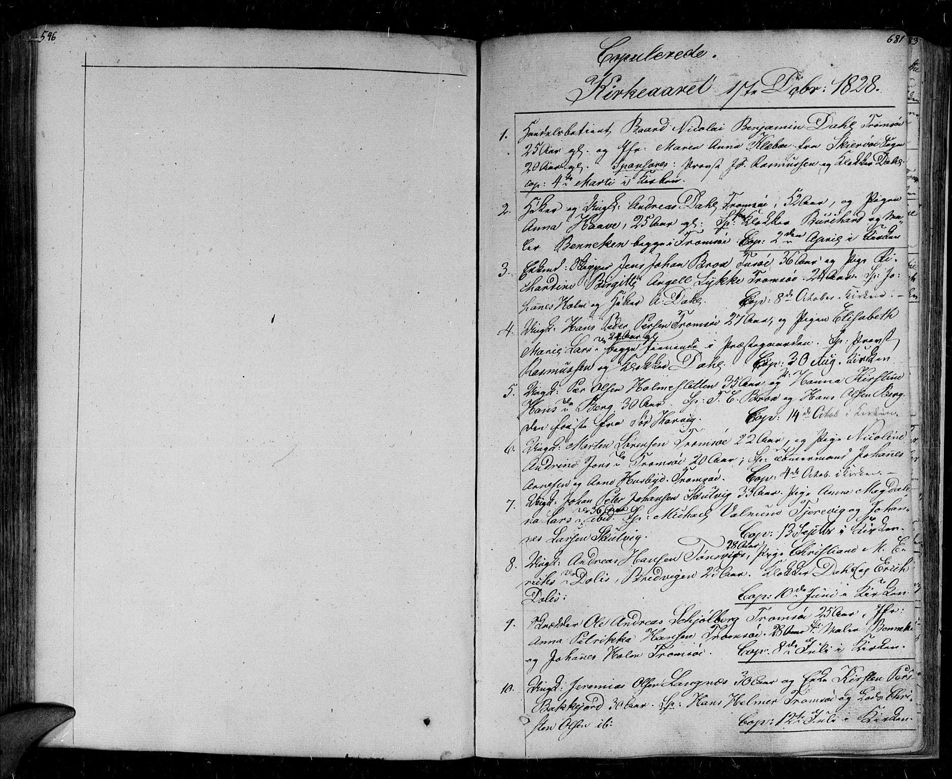 SATØ, Tromsø sokneprestkontor/stiftsprosti/domprosti, G/Ga/L0008kirke: Ministerialbok nr. 8, 1829-1837, s. 681