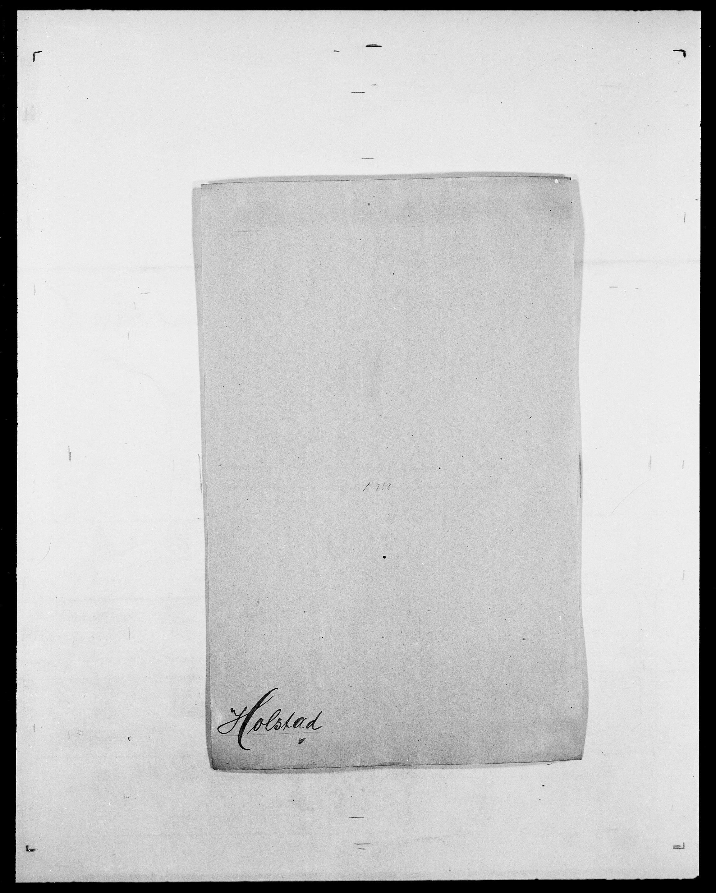 SAO, Delgobe, Charles Antoine - samling, D/Da/L0018: Hoch - Howert, s. 790