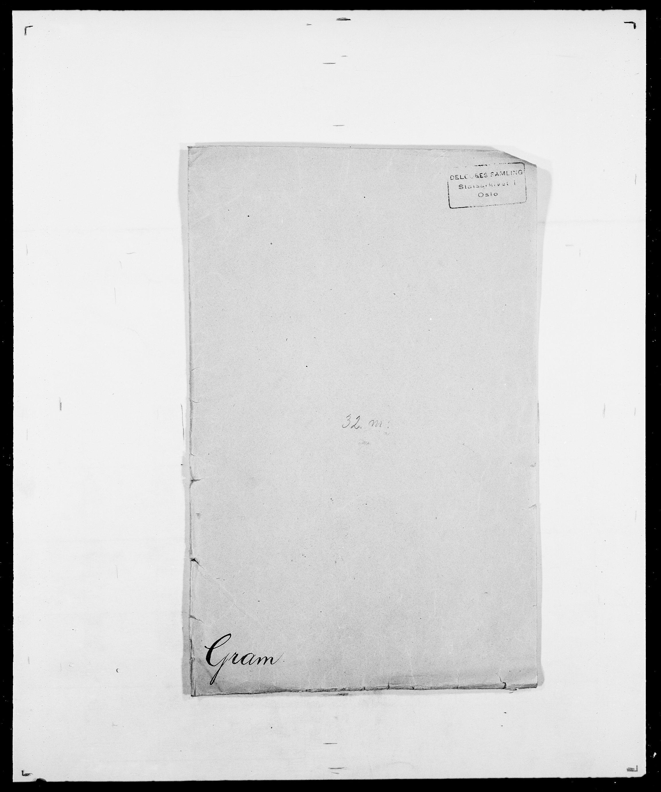 SAO, Delgobe, Charles Antoine - samling, D/Da/L0014: Giebdhausen - Grip, s. 470