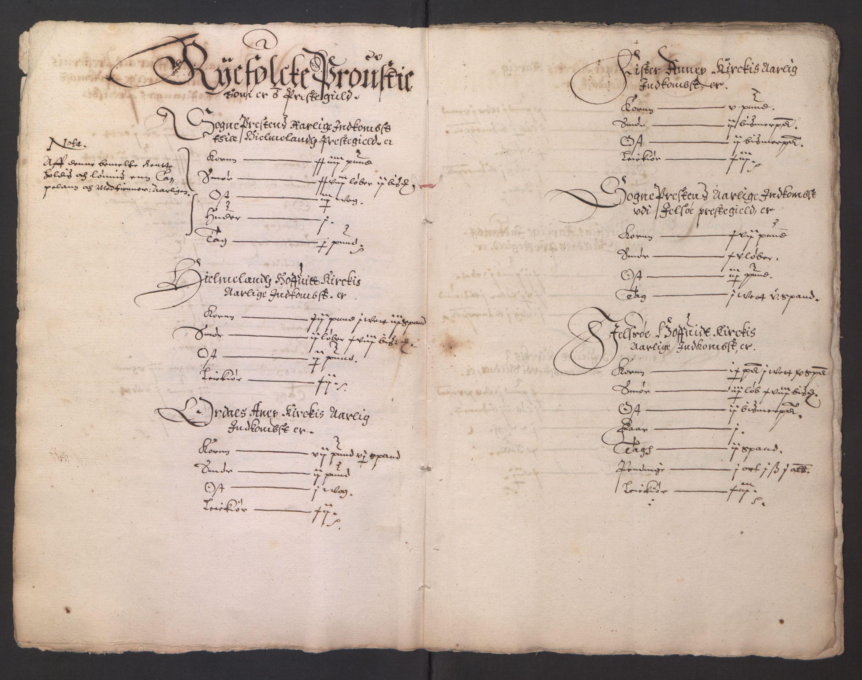 RA, Stattholderembetet 1572-1771, Ek/L0014: Jordebøker til utlikning av rosstjeneste 1624-1626:, 1625, s. 9