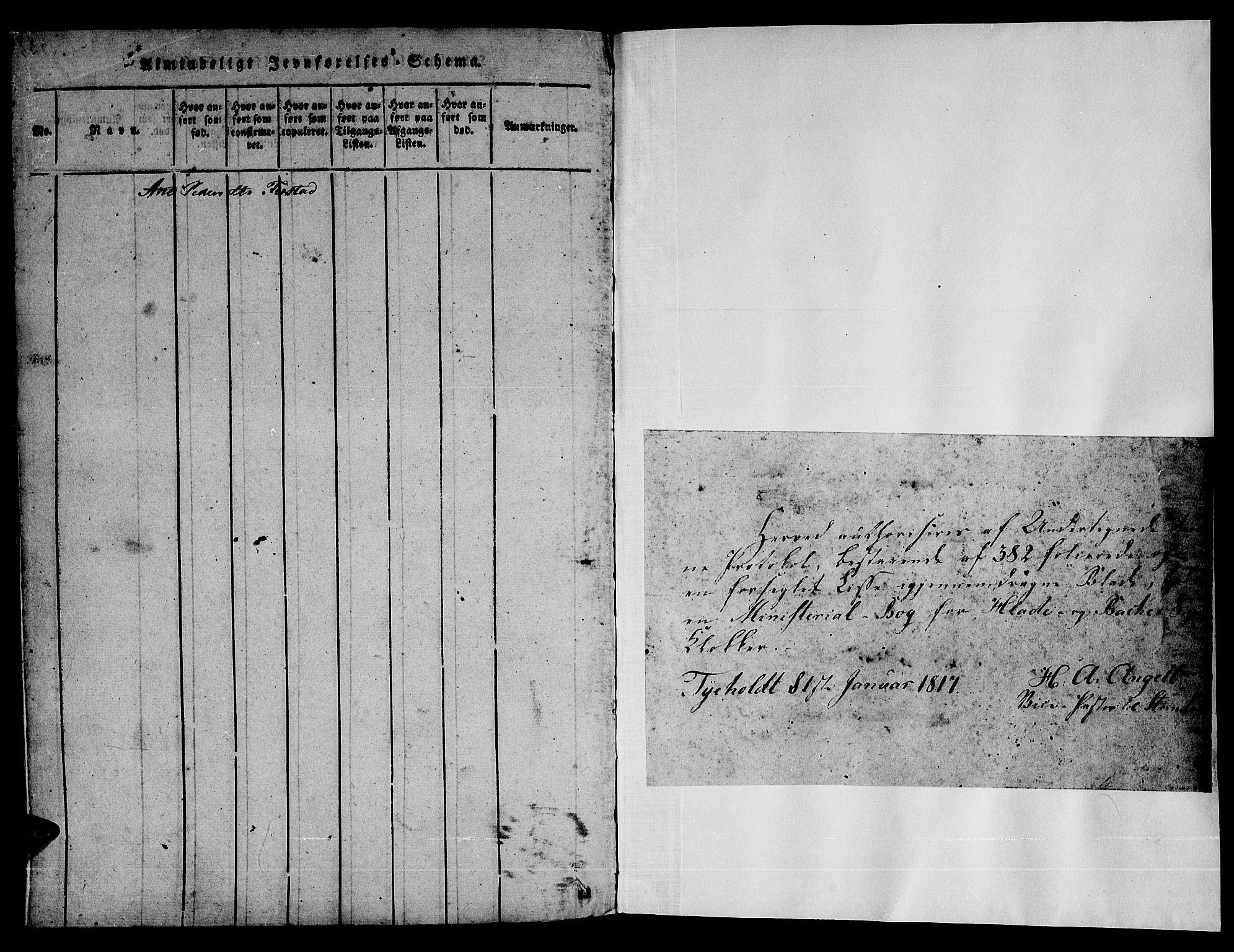 SAT, Ministerialprotokoller, klokkerbøker og fødselsregistre - Sør-Trøndelag, 606/L0307: Klokkerbok nr. 606C03, 1817-1824