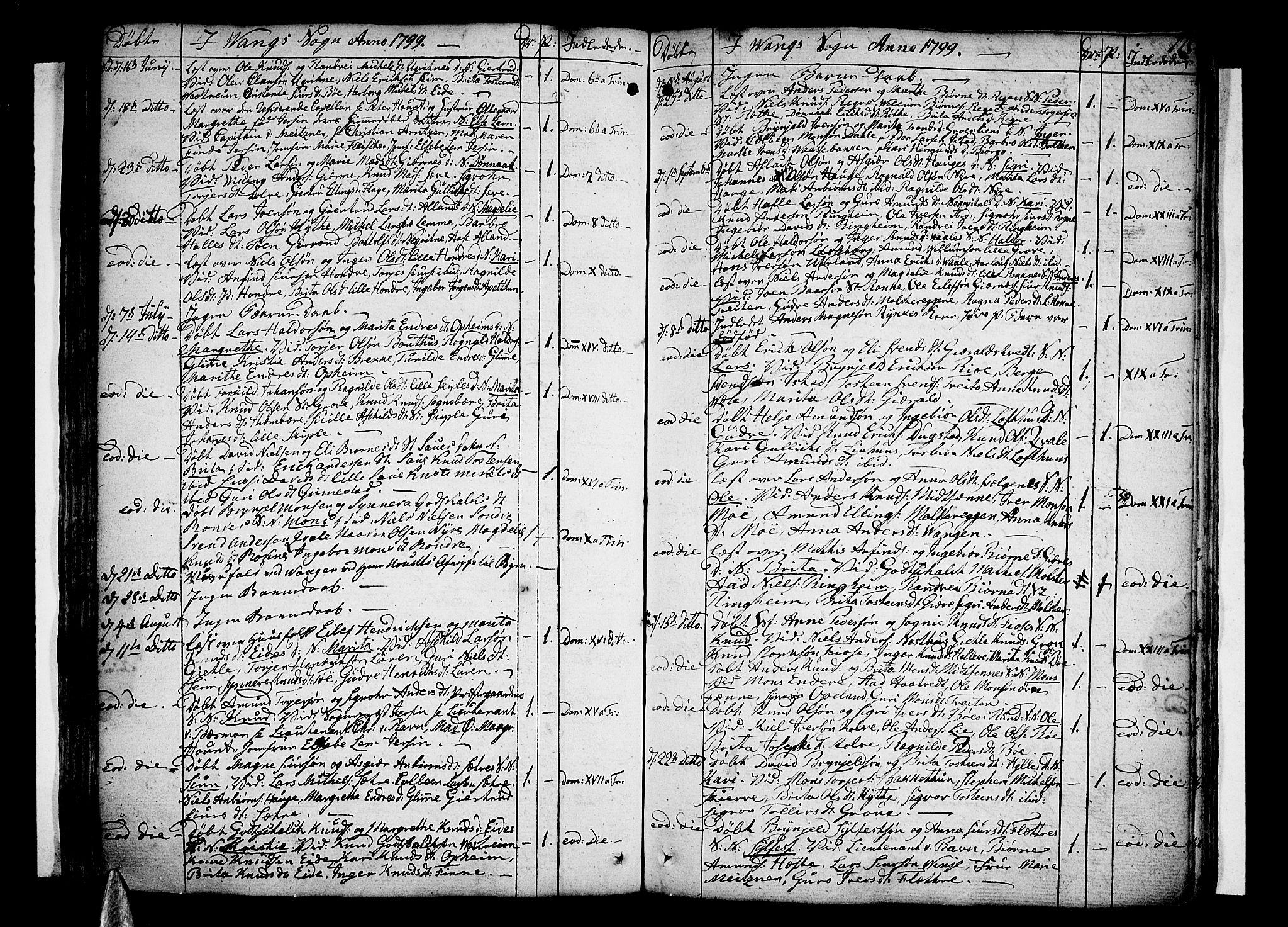 SAB, Voss Sokneprestembete, H/Haa: Ministerialbok nr. A 9, 1780-1810, s. 178