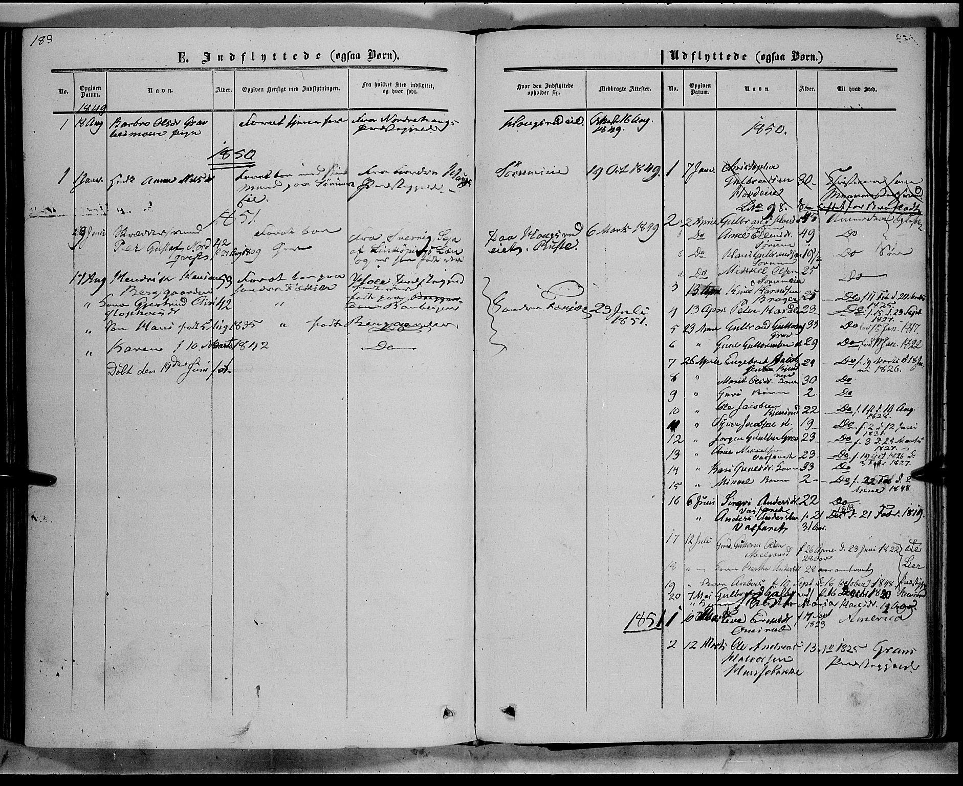 SAH, Sør-Aurdal prestekontor, Ministerialbok nr. 7, 1849-1876, s. 183