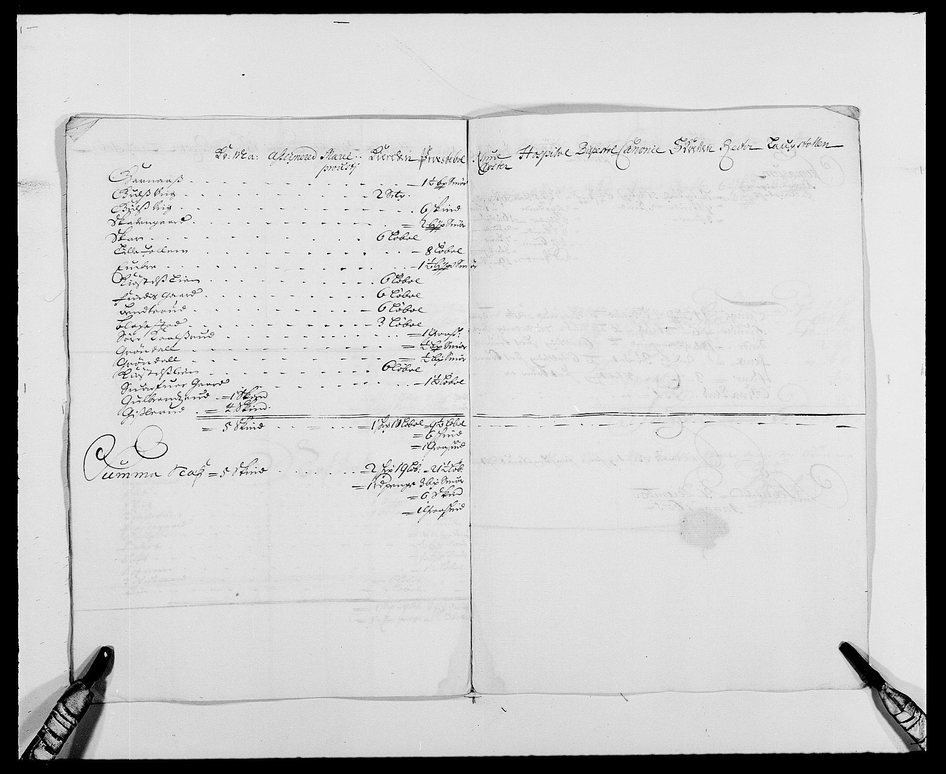 RA, Rentekammeret inntil 1814, Reviderte regnskaper, Fogderegnskap, R21/L1446: Fogderegnskap Ringerike og Hallingdal, 1683-1686, s. 395