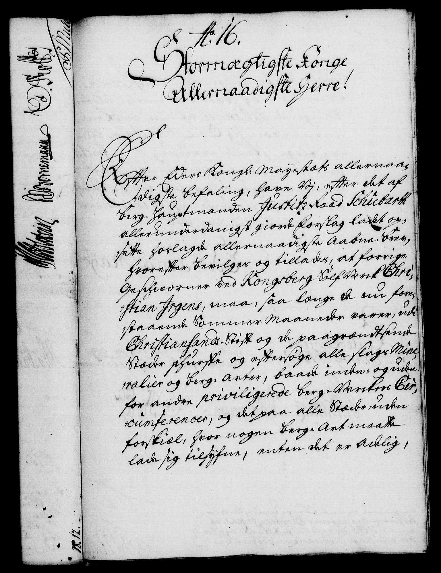 RA, Rentekammeret, Kammerkanselliet, G/Gf/Gfa/L0018: Norsk relasjons- og resolusjonsprotokoll (merket RK 52.18), 1735, s. 112