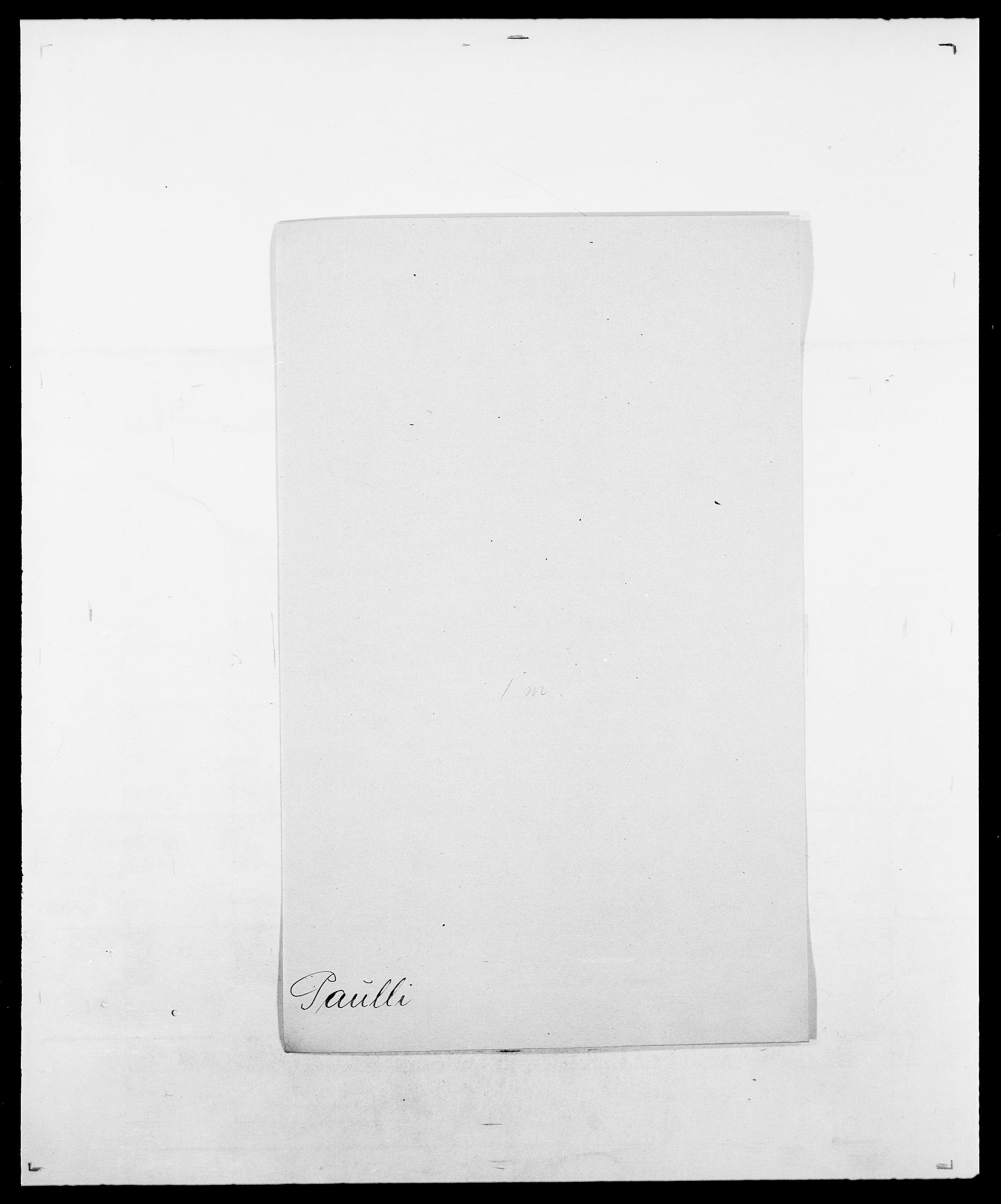 SAO, Delgobe, Charles Antoine - samling, D/Da/L0030: Paars - Pittelkov, s. 151