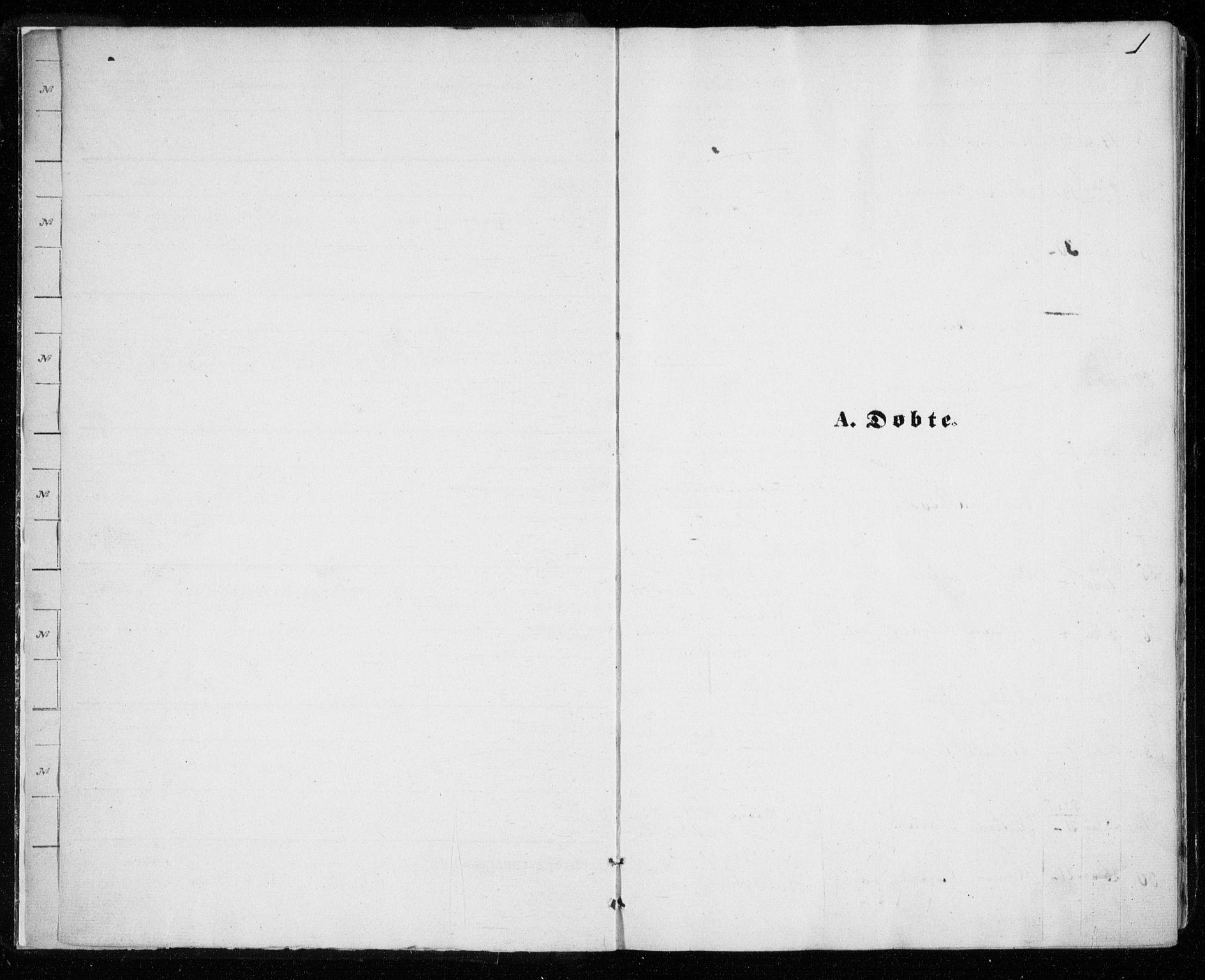 SATØ, Tromsøysund sokneprestkontor, G/Ga/L0002kirke: Ministerialbok nr. 2, 1867-1875, s. 1