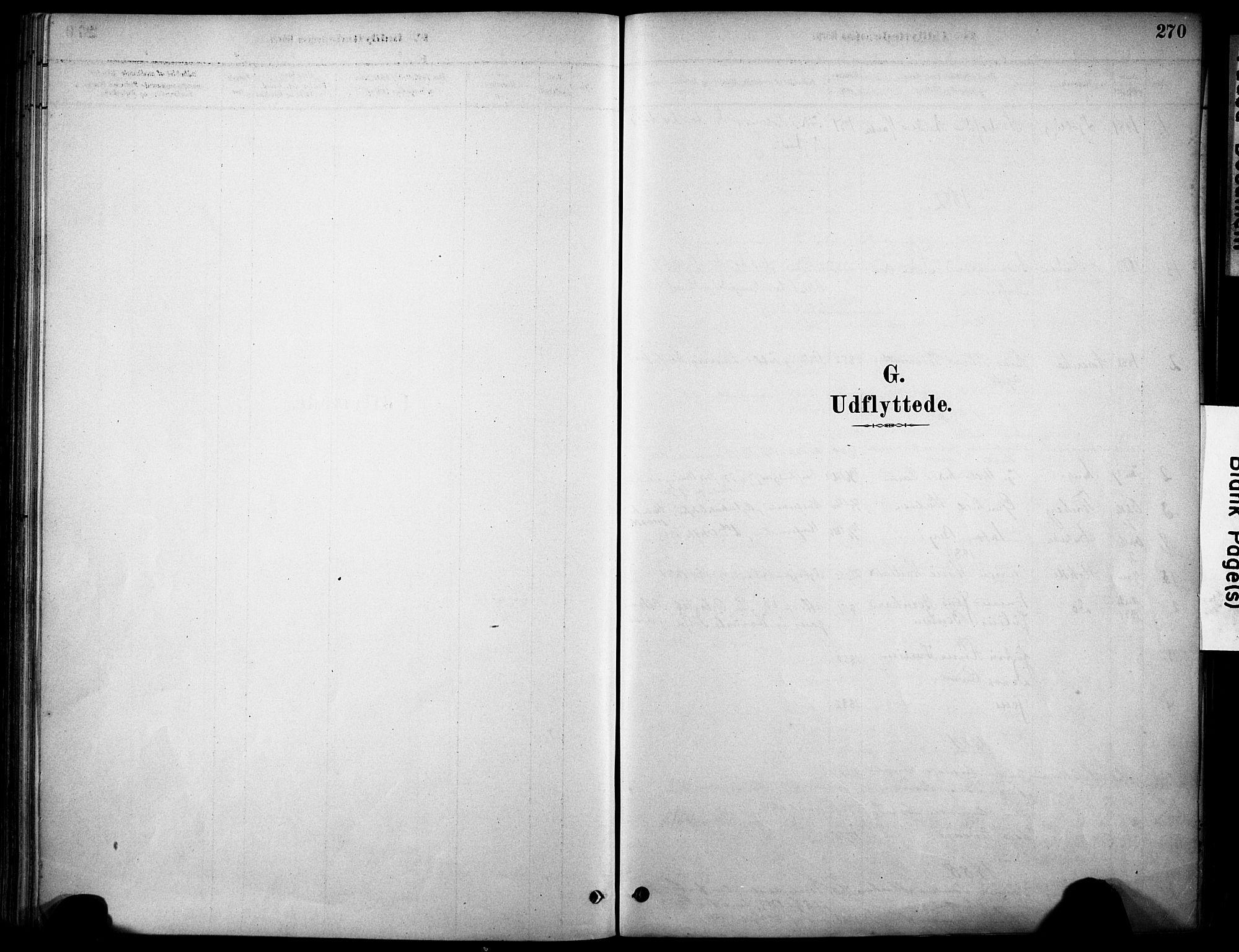 SAKO, Sandefjord kirkebøker, F/Fa/L0002: Ministerialbok nr. 2, 1880-1894, s. 270