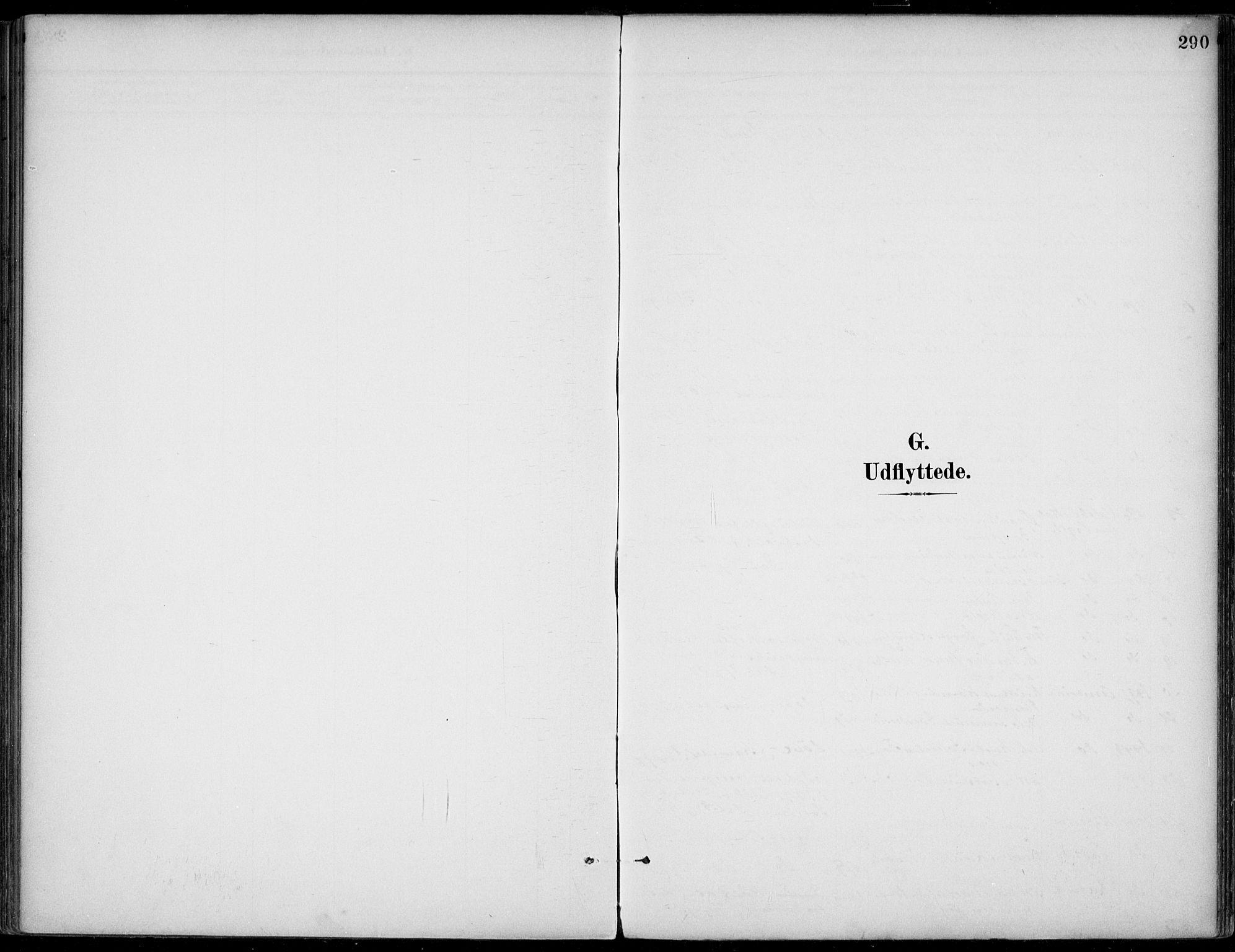 SAKO, Gjerpen kirkebøker, F/Fa/L0011: Ministerialbok nr. 11, 1896-1904, s. 290