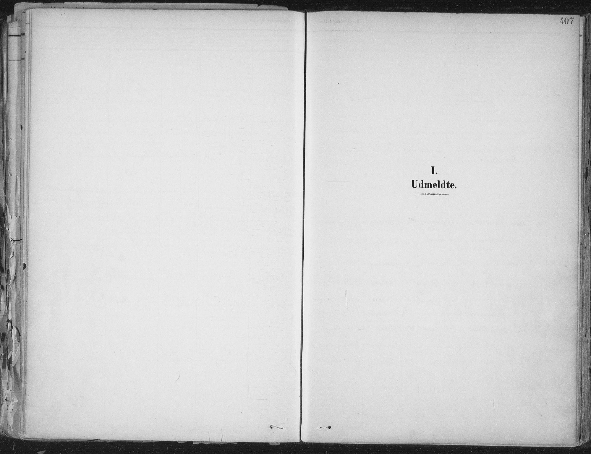 SAT, Ministerialprotokoller, klokkerbøker og fødselsregistre - Sør-Trøndelag, 603/L0167: Ministerialbok nr. 603A06, 1896-1932, s. 407