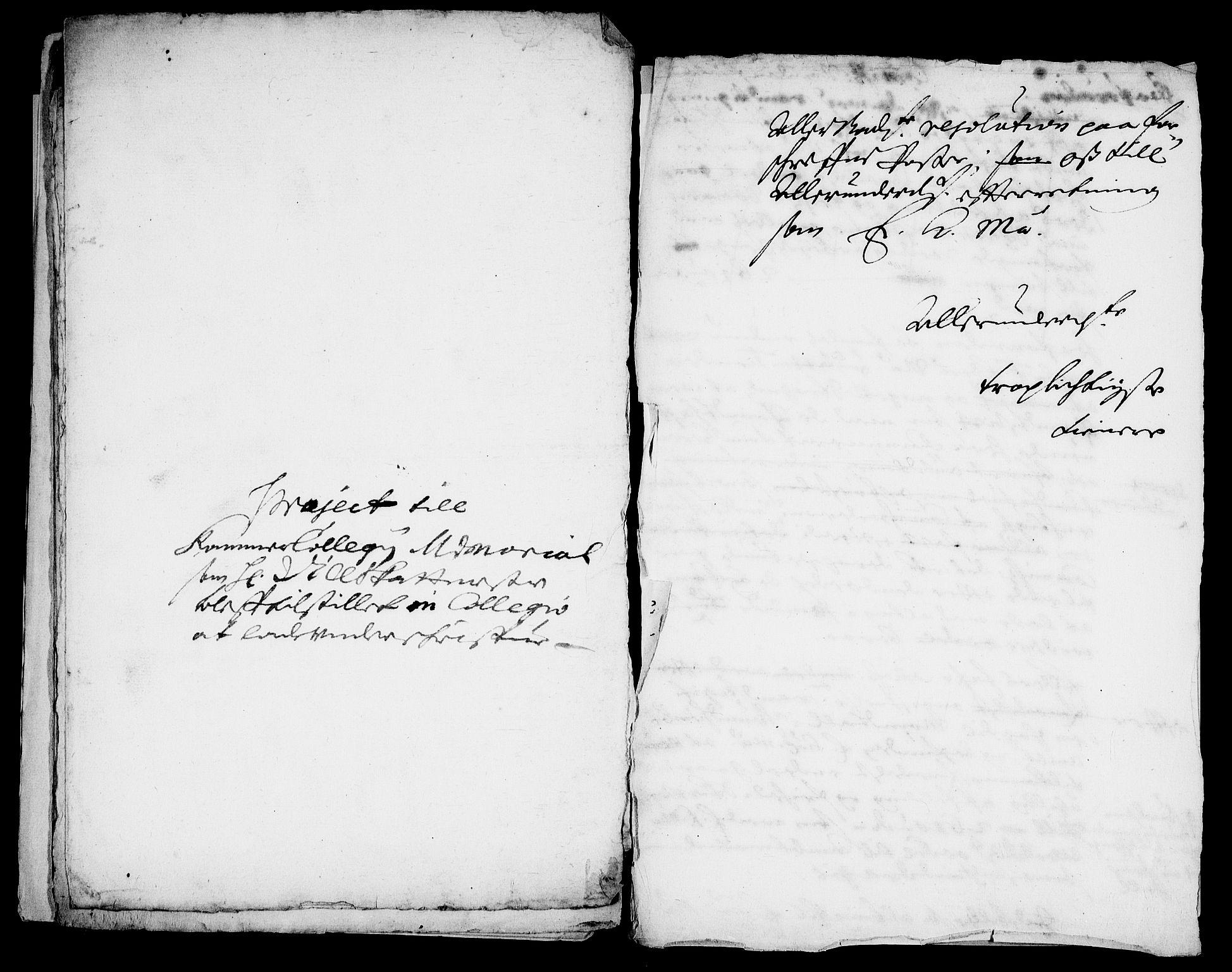 RA, Danske Kanselli, Skapsaker, G/L0019: Tillegg til skapsakene, 1616-1753, s. 185