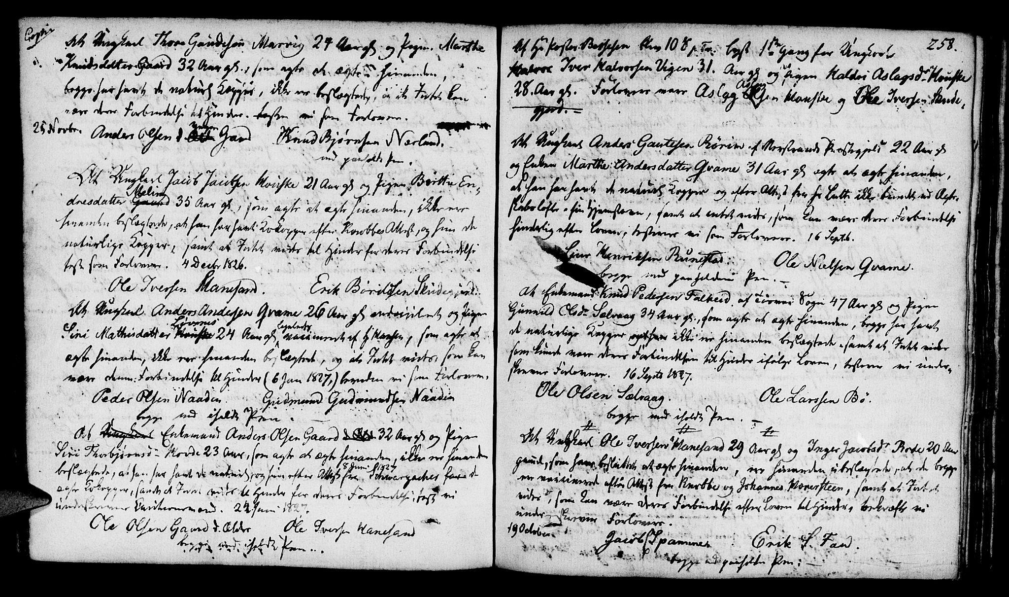 SAST, Finnøy sokneprestkontor, H/Ha/Haa/L0005: Ministerialbok nr. A 5, 1773-1816, s. 258