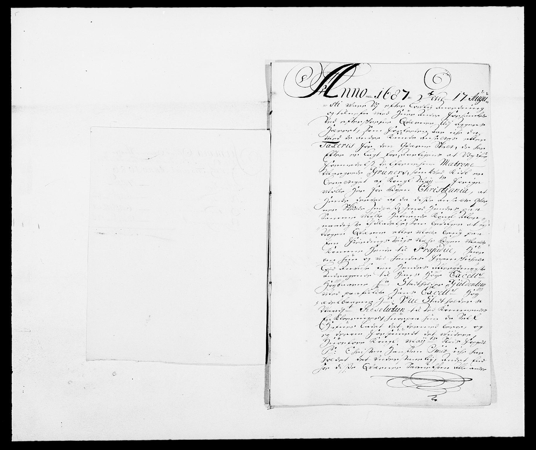 RA, Rentekammeret inntil 1814, Reviderte regnskaper, Fogderegnskap, R08/L0422: Fogderegnskap Aker, 1684-1686, s. 145