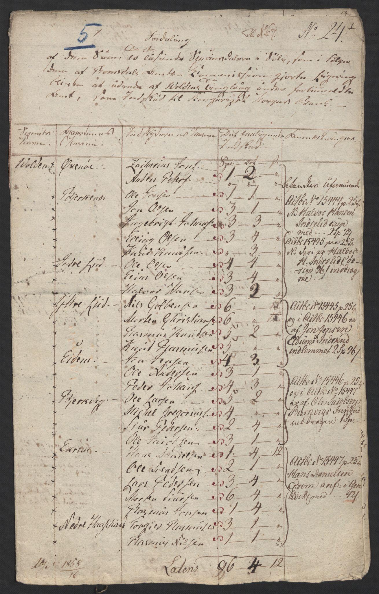 NOBA, Norges Bank/Sølvskatten 1816*, 1816, s. 42
