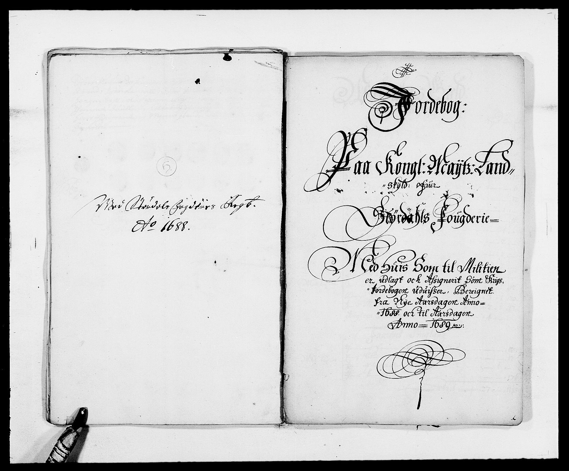 RA, Rentekammeret inntil 1814, Reviderte regnskaper, Fogderegnskap, R62/L4183: Fogderegnskap Stjørdal og Verdal, 1687-1689, s. 244