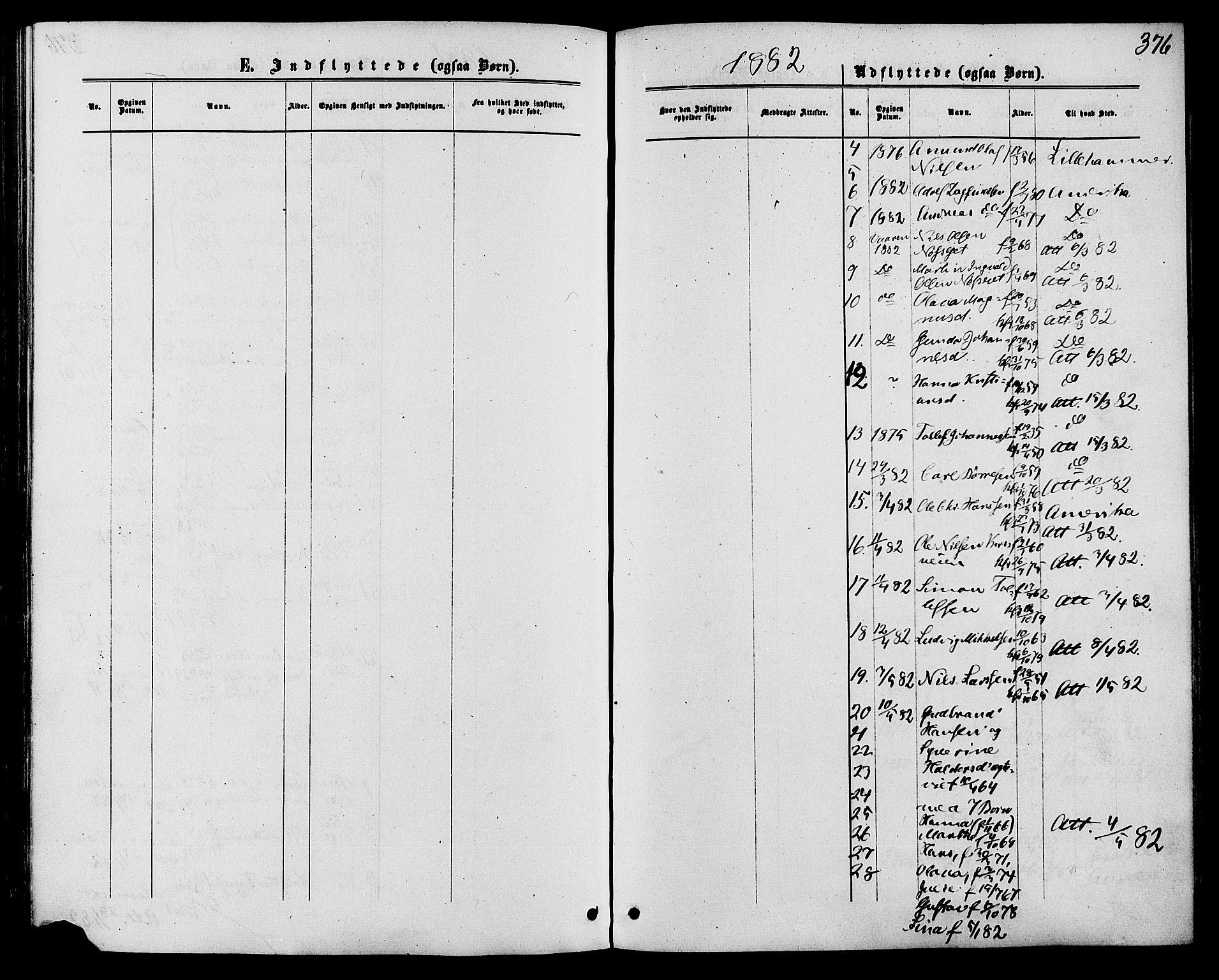 SAH, Biri prestekontor, Ministerialbok nr. 6, 1877-1886, s. 376