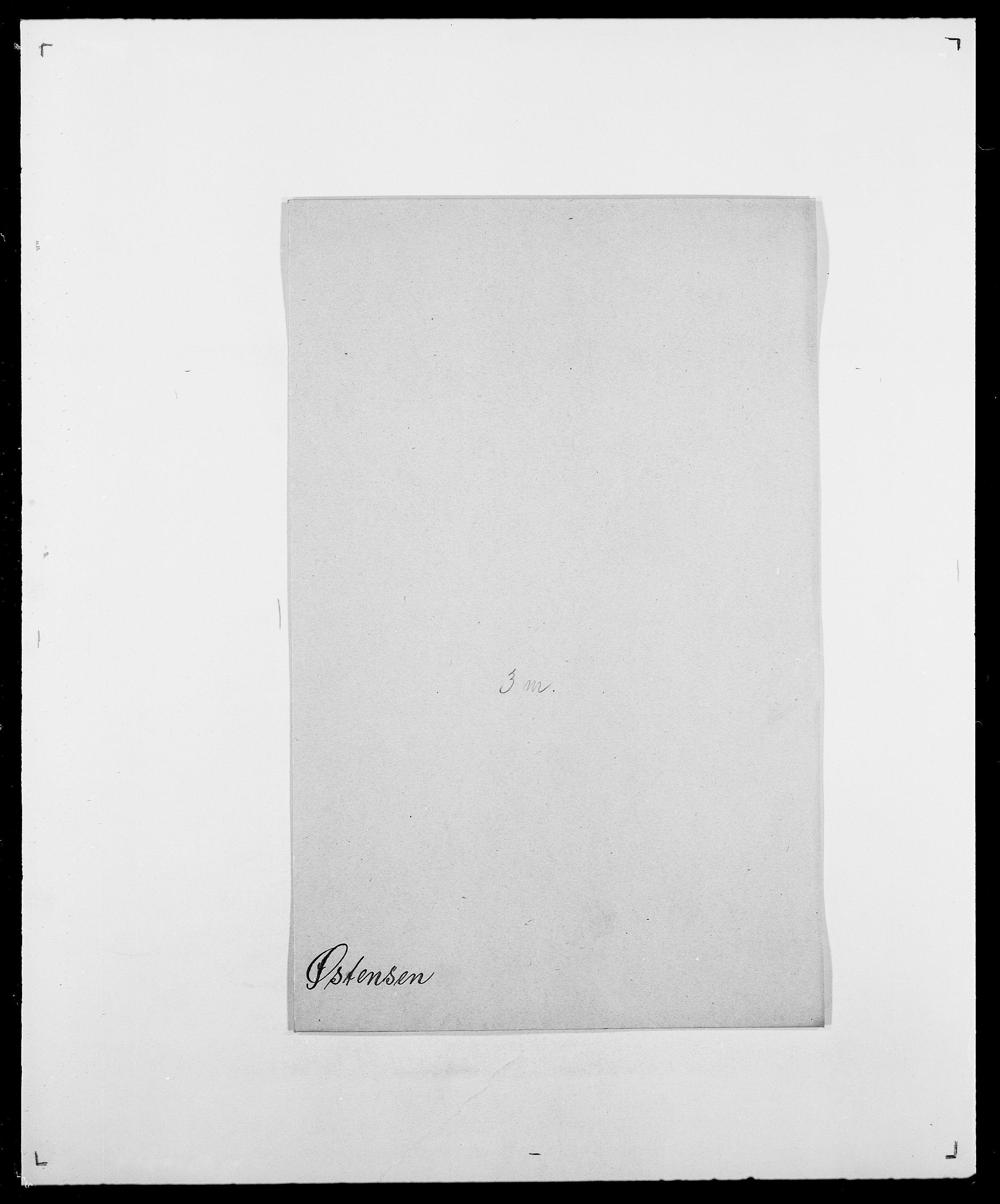 SAO, Delgobe, Charles Antoine - samling, D/Da/L0043: Wulfsberg - v. Zanten, s. 350