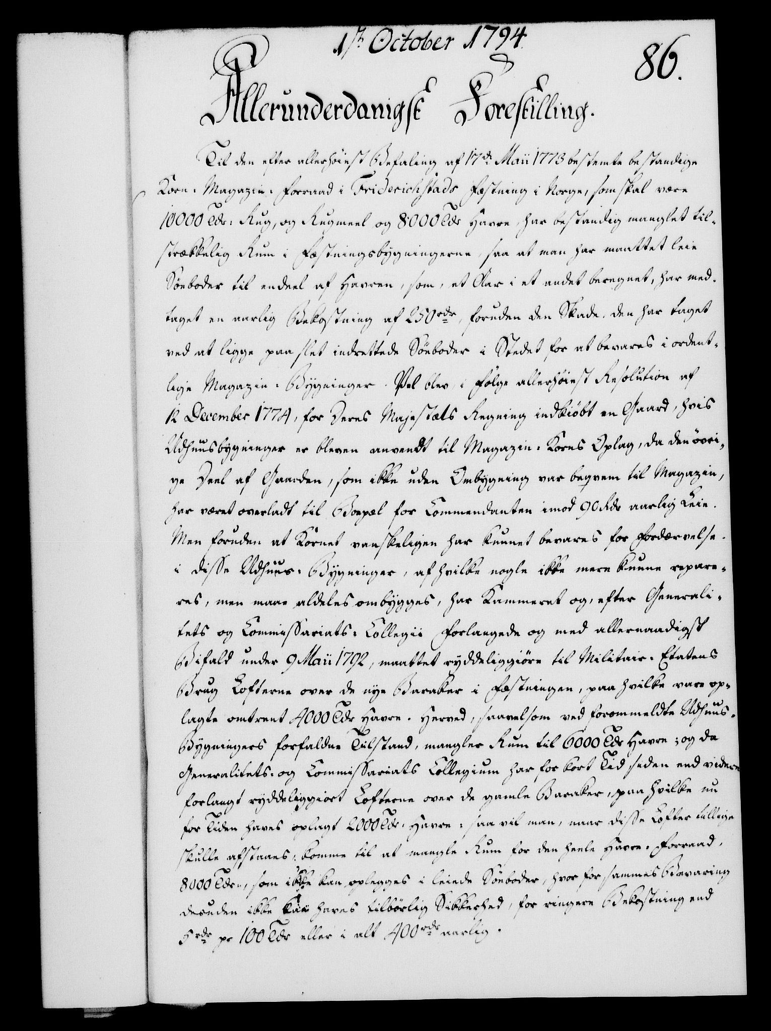 RA, Rentekammeret, Kammerkanselliet, G/Gf/Gfa/L0076: Norsk relasjons- og resolusjonsprotokoll (merket RK 52.76), 1794, s. 402