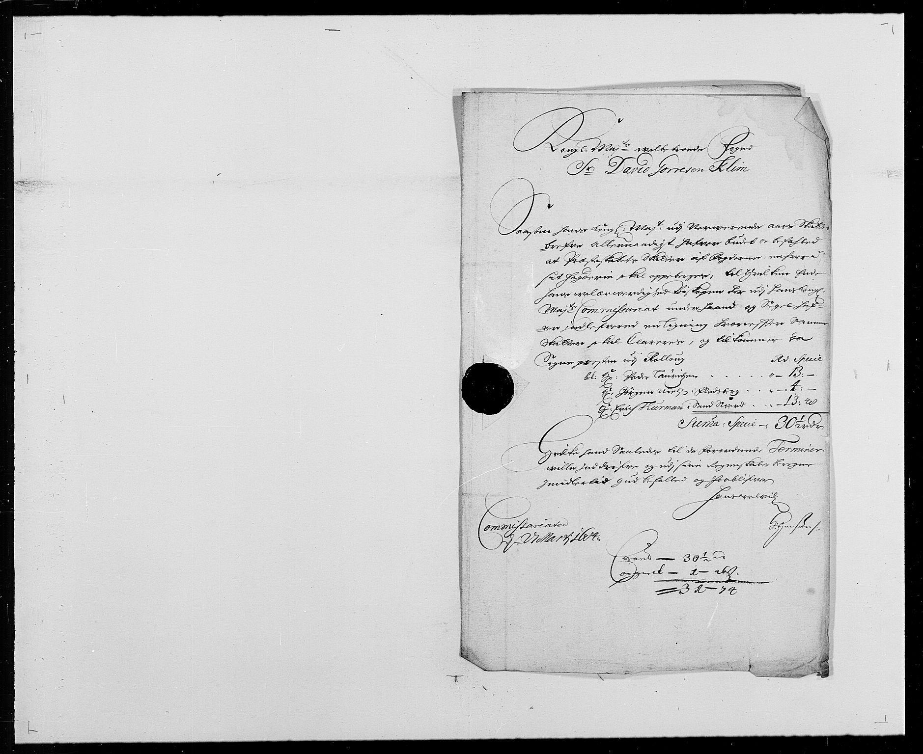 RA, Rentekammeret inntil 1814, Reviderte regnskaper, Fogderegnskap, R24/L1571: Fogderegnskap Numedal og Sandsvær, 1679-1686, s. 236