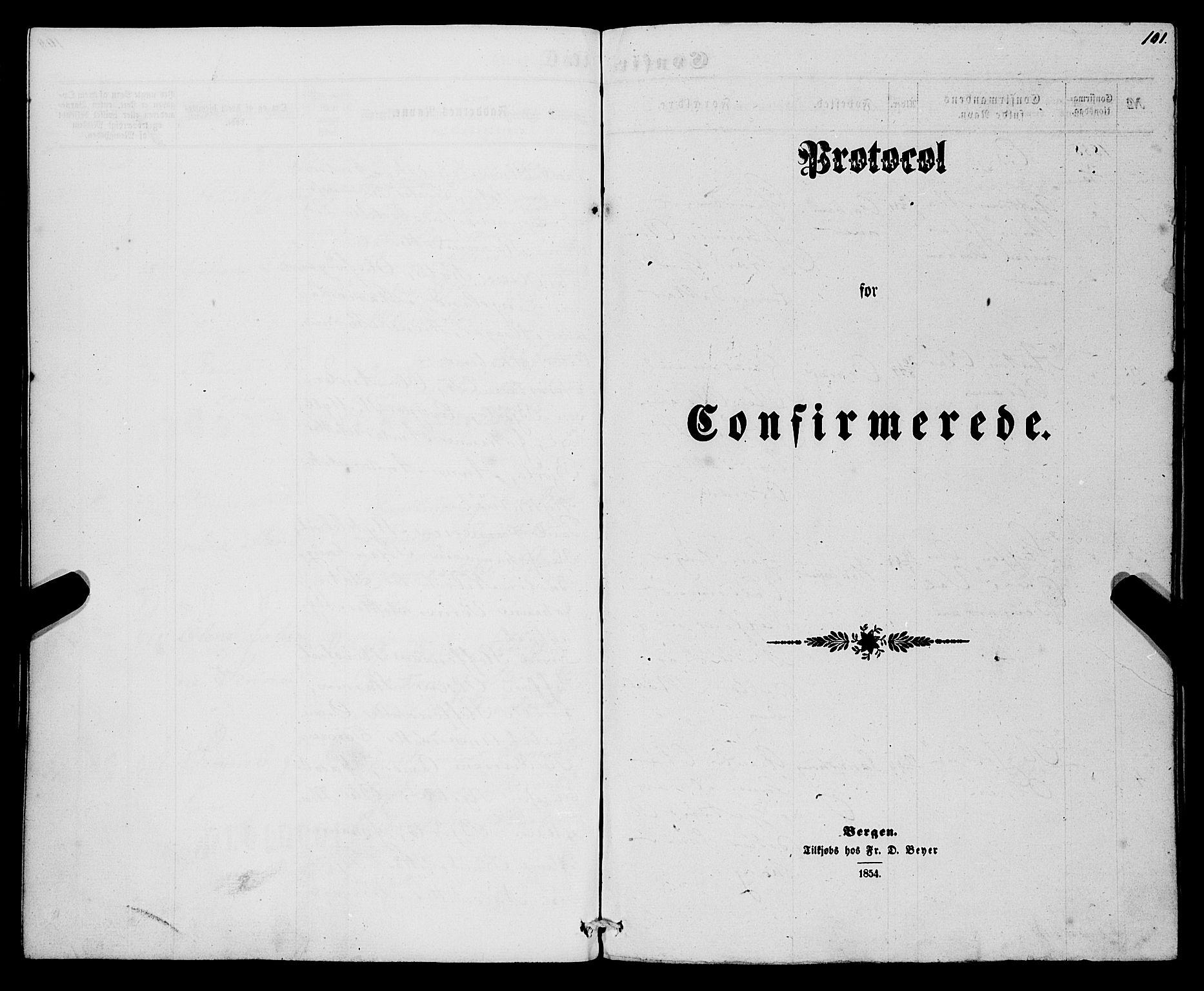 SAB, Eid Sokneprestembete, H/Haa: Ministerialbok nr. A 8, 1858-1860, s. 101