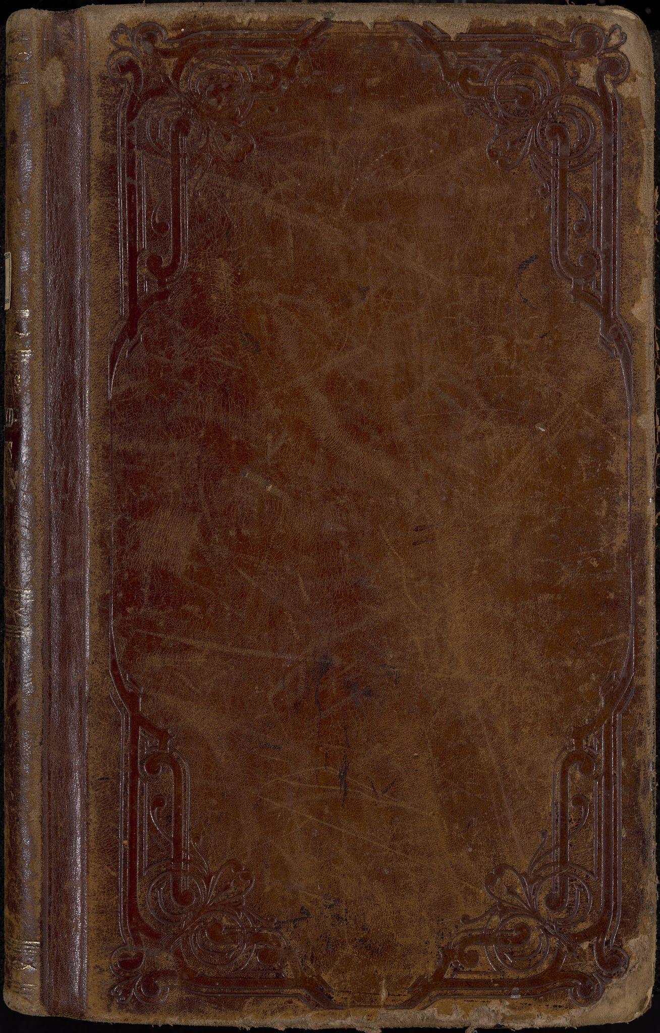 IKAK, Hedrum formannskap, Aa/L0006: Møtebok med register, 1911-1916