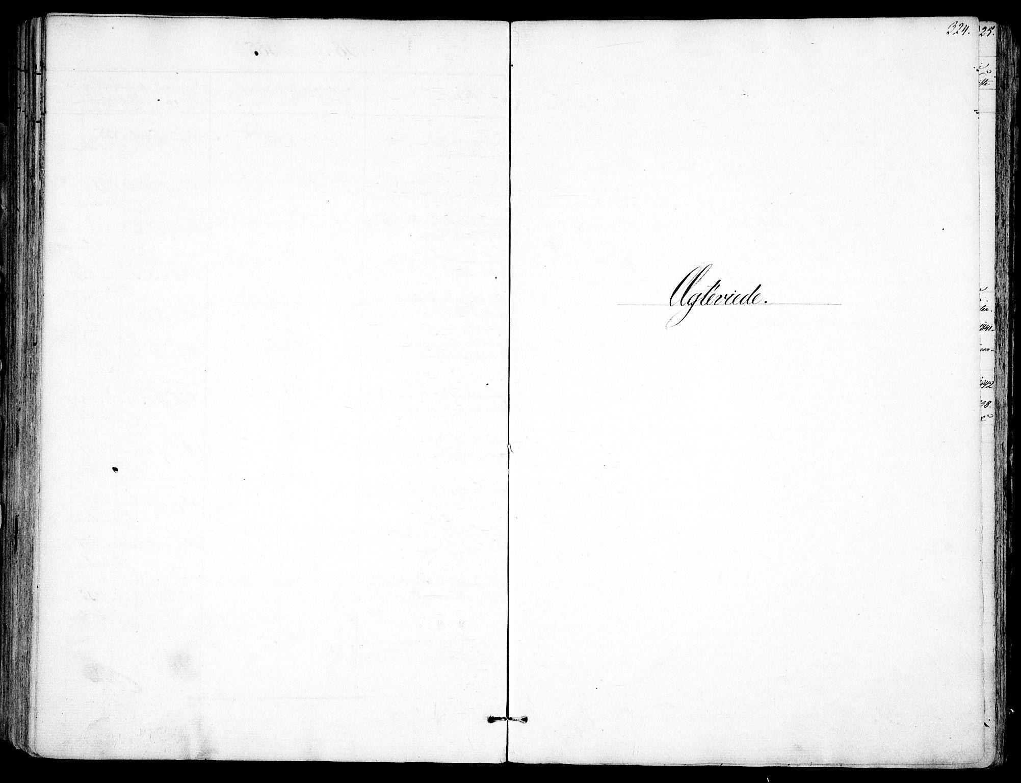 SAO, Garnisonsmenigheten Kirkebøker, F/Fa/L0008: Ministerialbok nr. 8, 1842-1859, s. 324