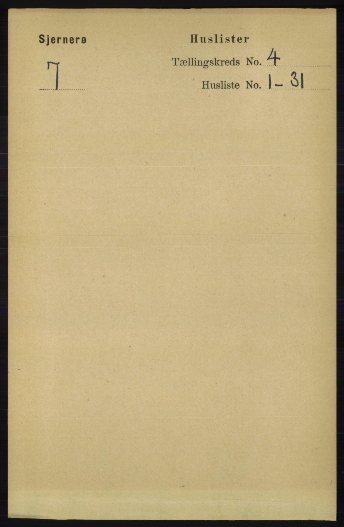 RA, Folketelling 1891 for 1140 Sjernarøy herred, 1891, s. 559