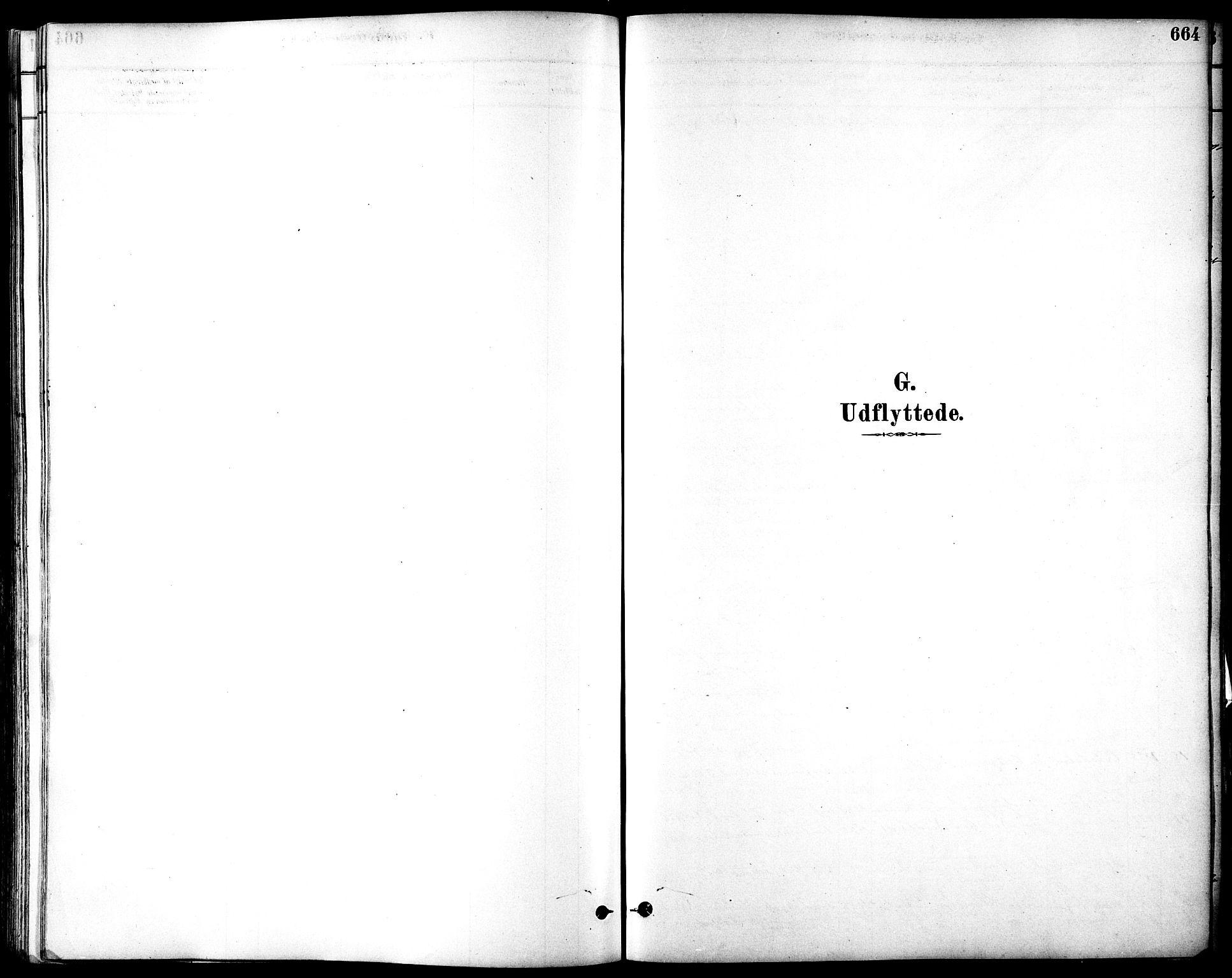 SAT, Ministerialprotokoller, klokkerbøker og fødselsregistre - Sør-Trøndelag, 601/L0058: Ministerialbok nr. 601A26, 1877-1891, s. 664