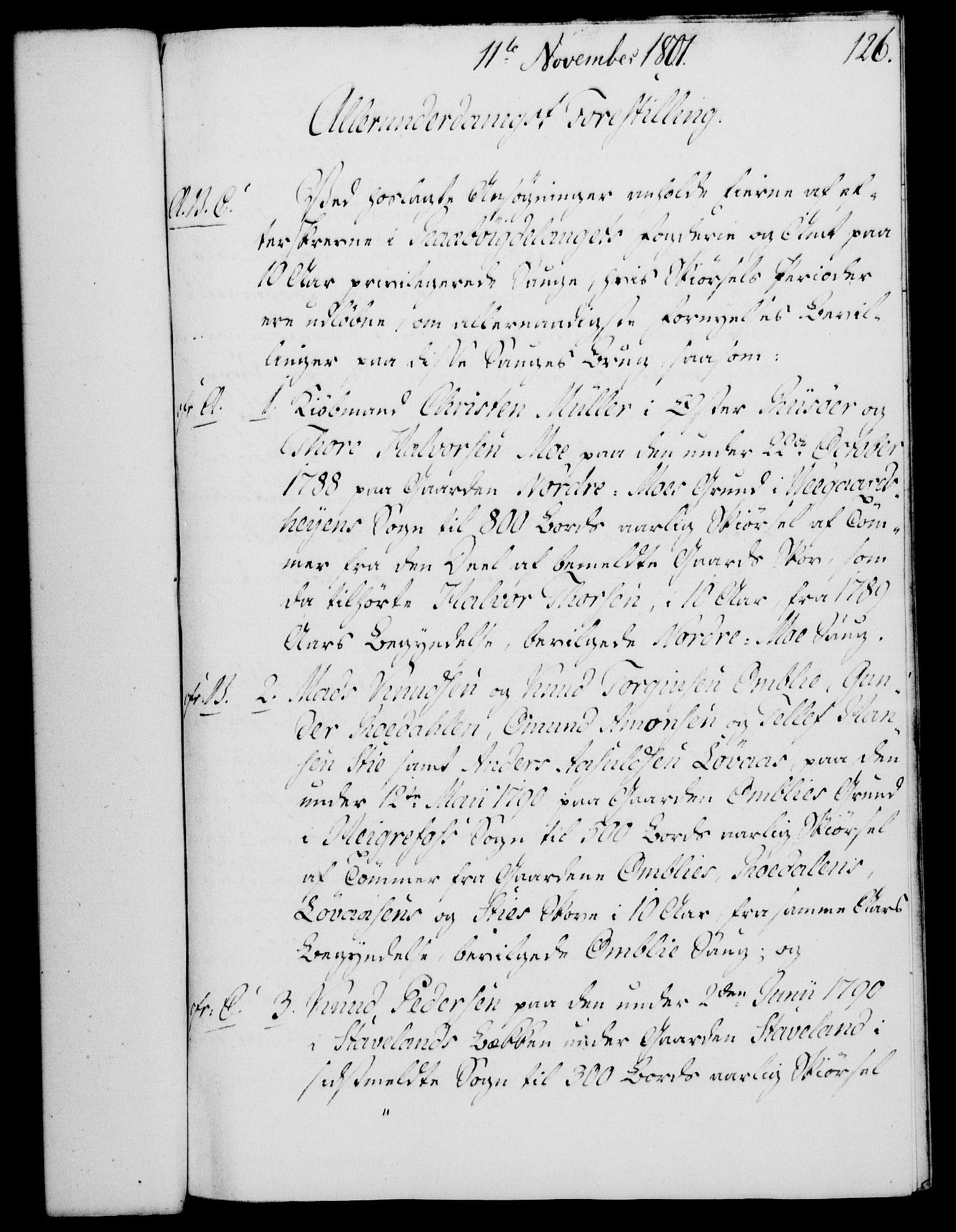 RA, Rentekammeret, Kammerkanselliet, G/Gf/Gfa/L0083: Norsk relasjons- og resolusjonsprotokoll (merket RK 52.83), 1801, s. 706