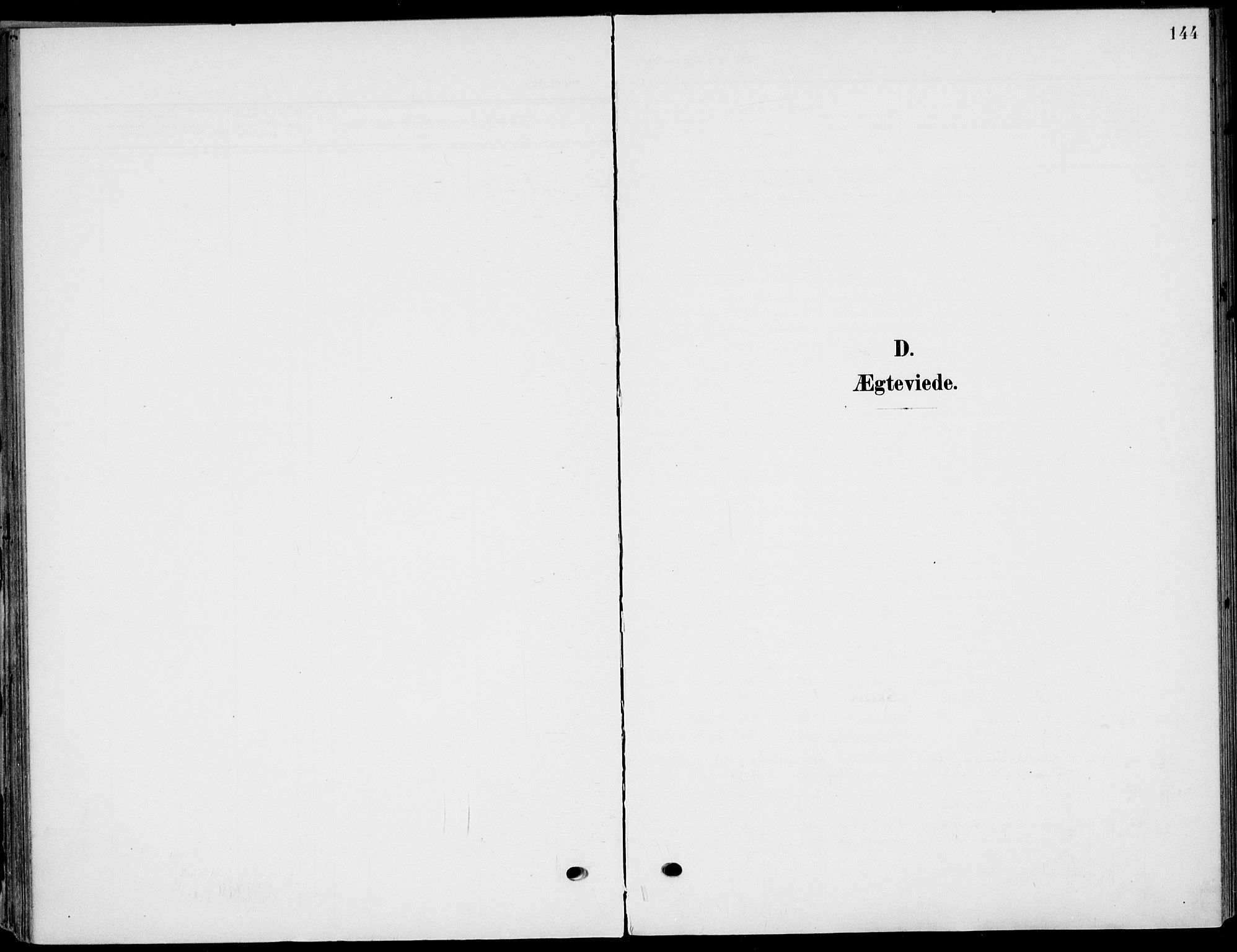 SAKO, Eidanger kirkebøker, F/Fa/L0013: Ministerialbok nr. 13, 1900-1913, s. 144