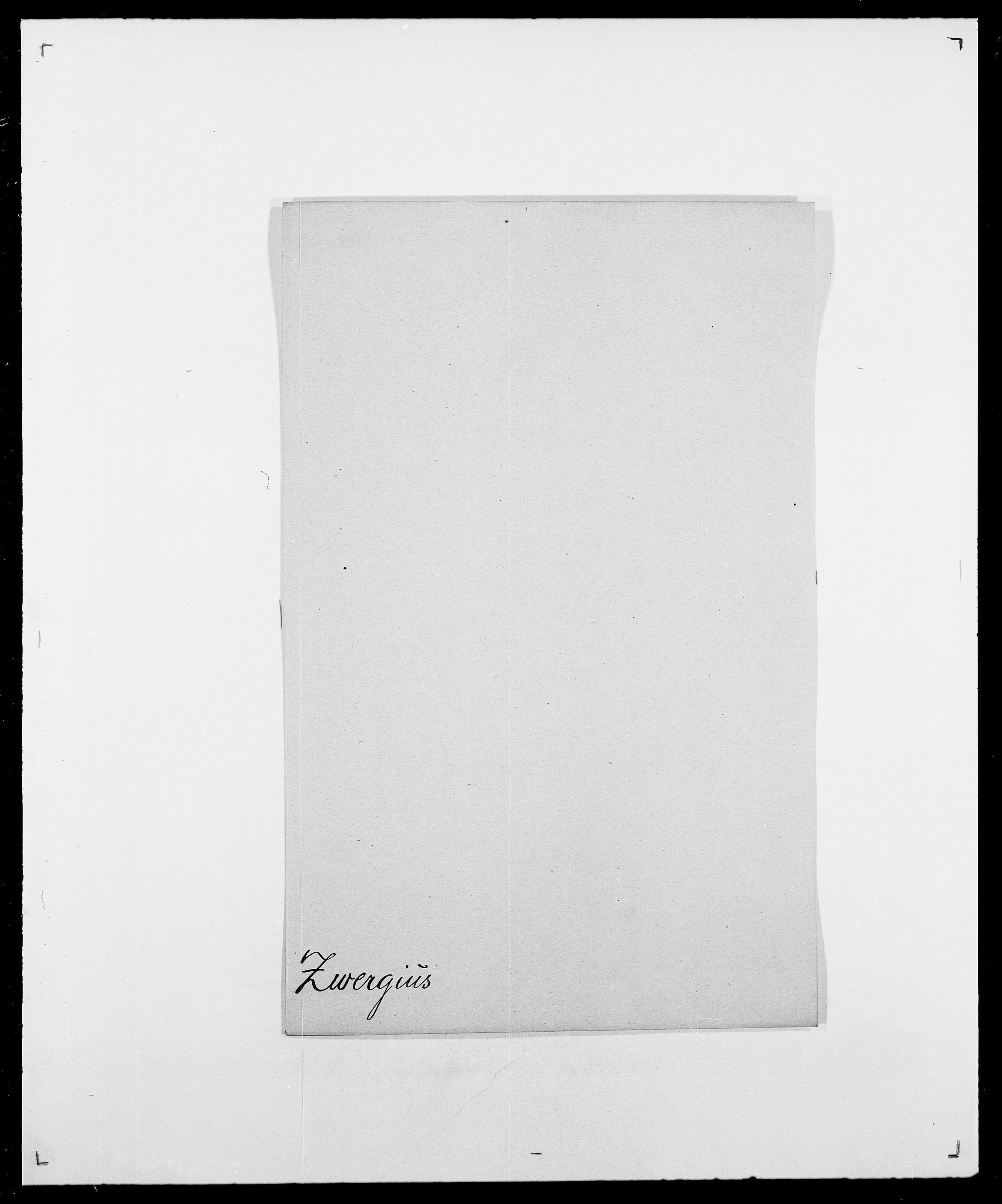 SAO, Delgobe, Charles Antoine - samling, D/Da/L0043: Wulfsberg - v. Zanten, s. 210