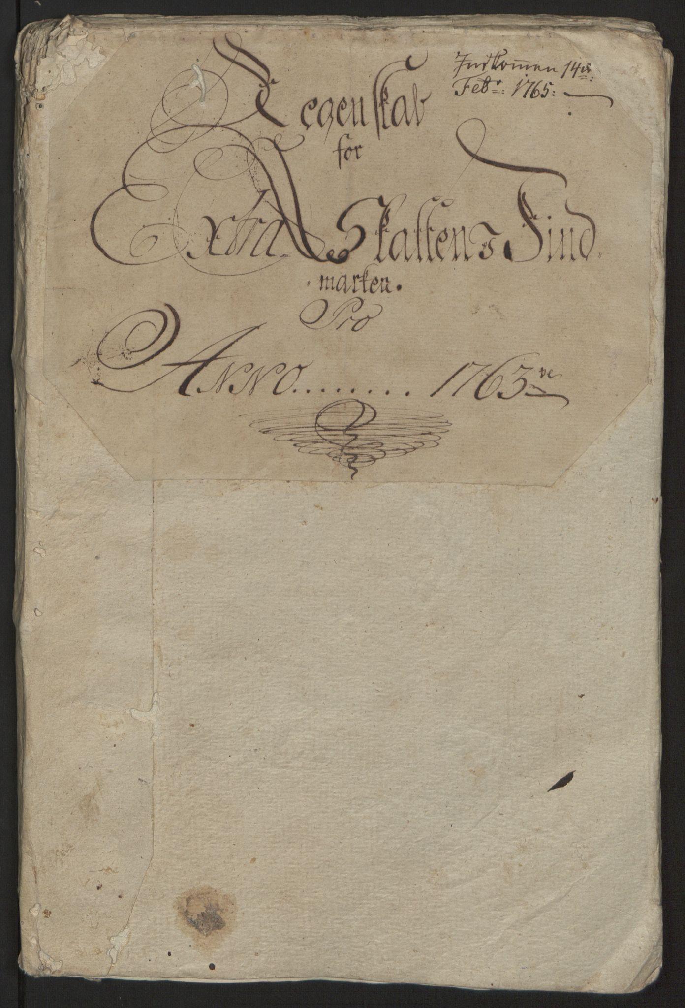 RA, Rentekammeret inntil 1814, Reviderte regnskaper, Fogderegnskap, R69/L4910: Ekstraskatten  Finnmark/Vardøhus, 1762-1772, s. 36