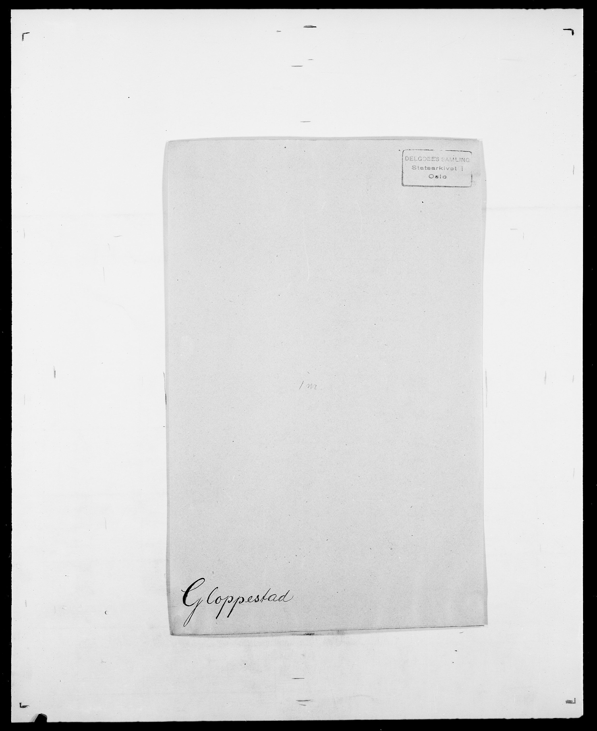 SAO, Delgobe, Charles Antoine - samling, D/Da/L0014: Giebdhausen - Grip, s. 331