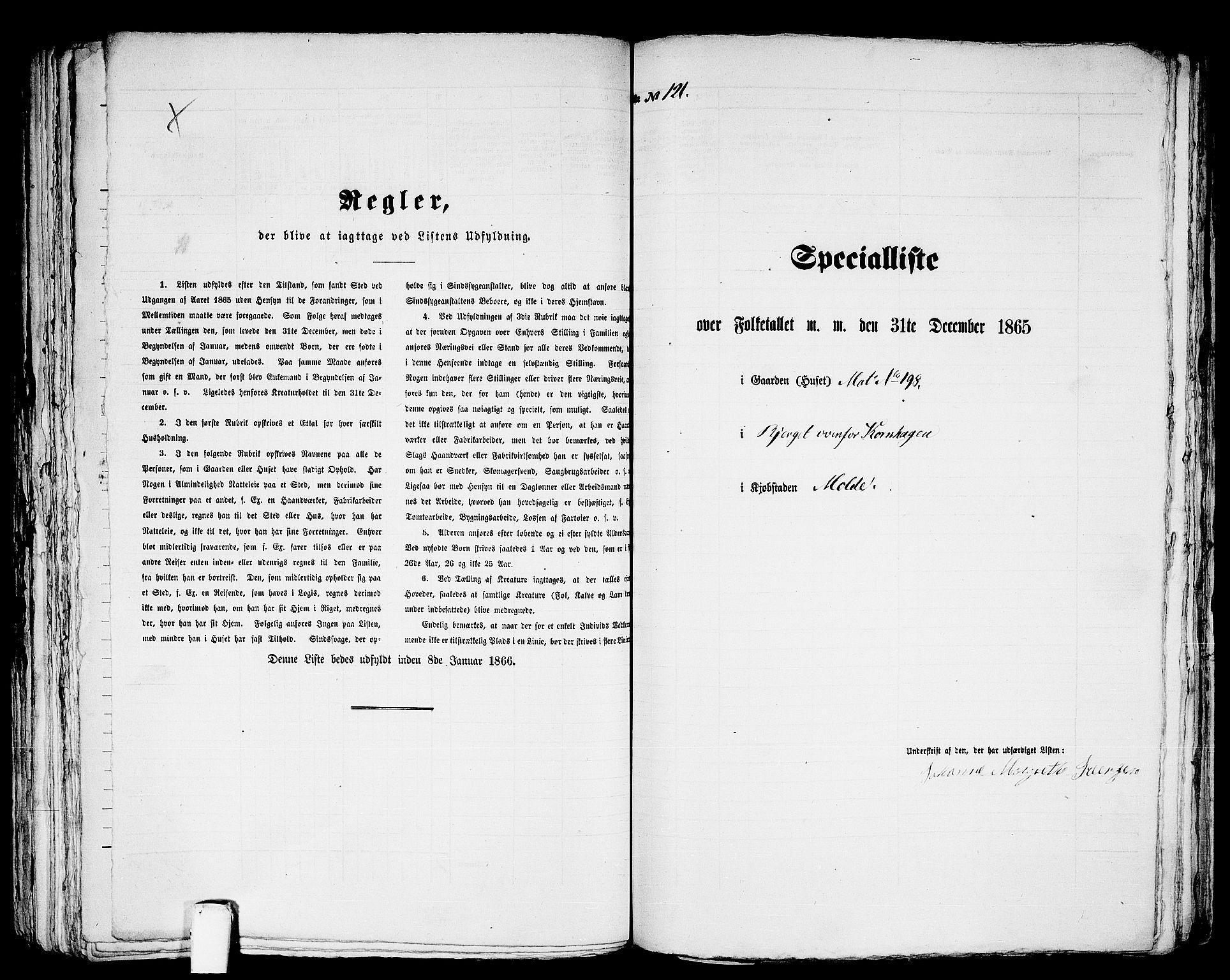 RA, Folketelling 1865 for 1502P Molde prestegjeld, 1865, s. 252
